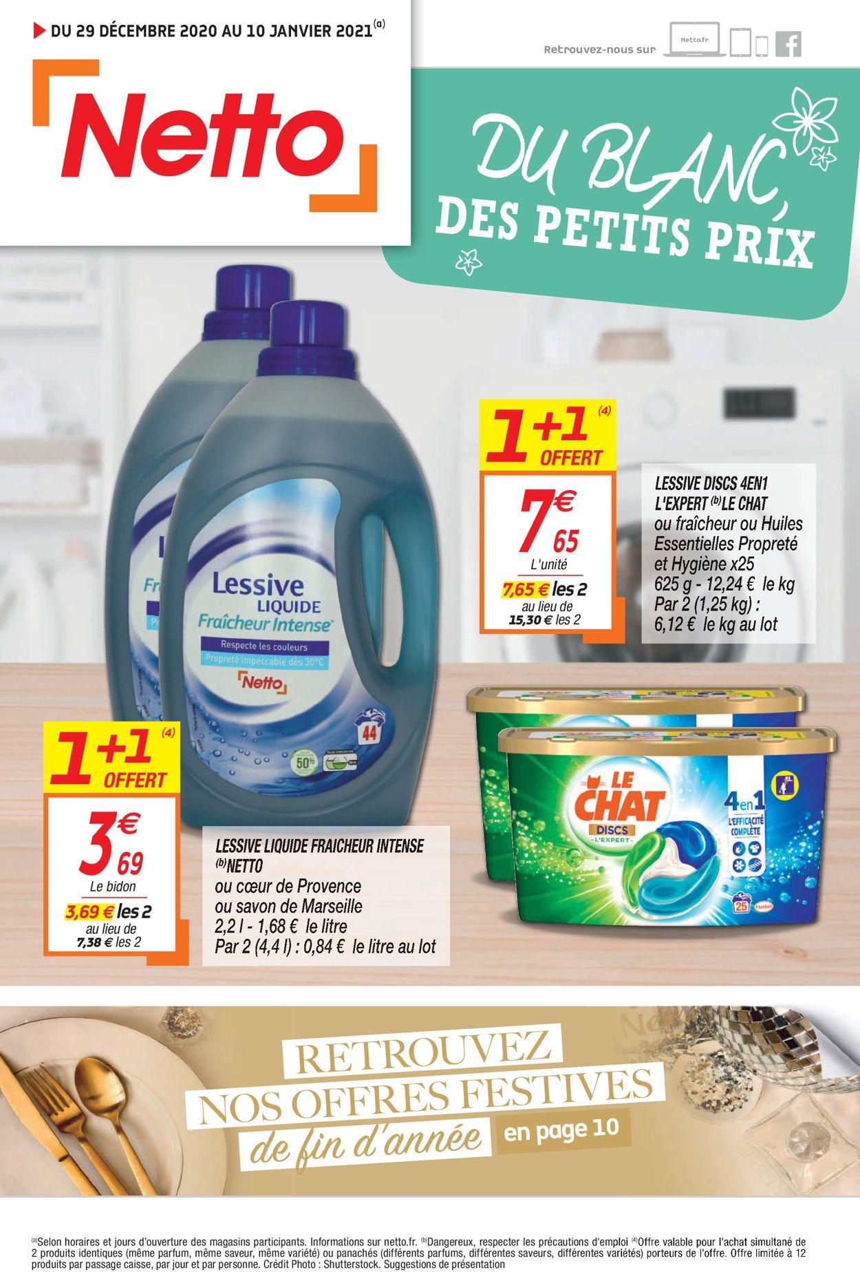 Netto Catalogue - 29.12-10.01.2021