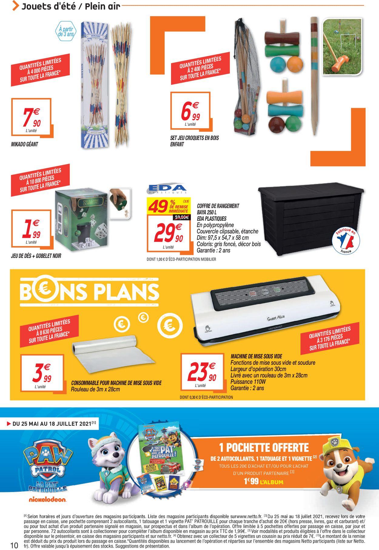 Netto Catalogue - 01.06-13.06.2021 (Page 10)