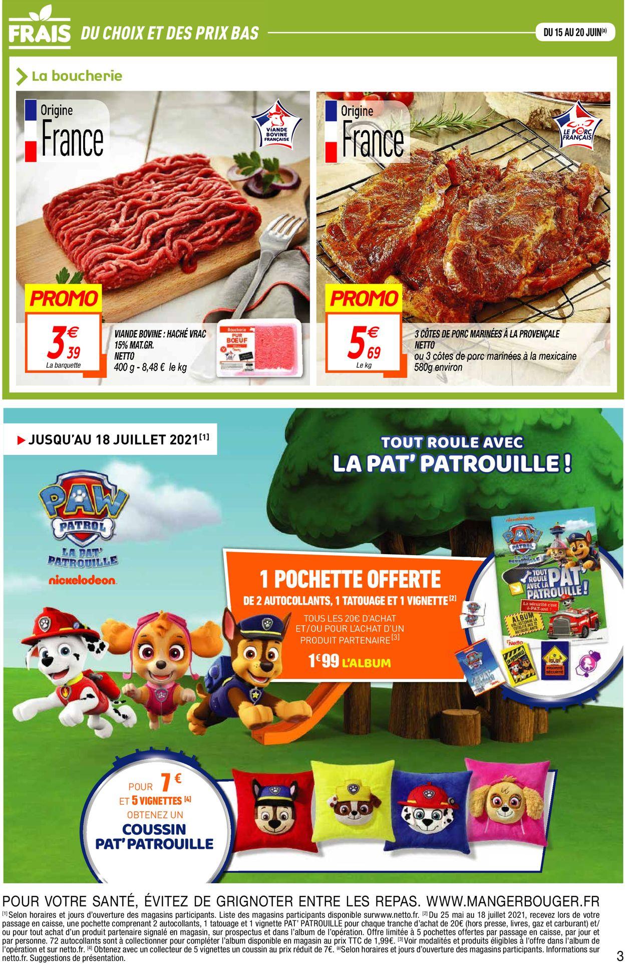 Netto Catalogue - 15.06-27.06.2021 (Page 3)