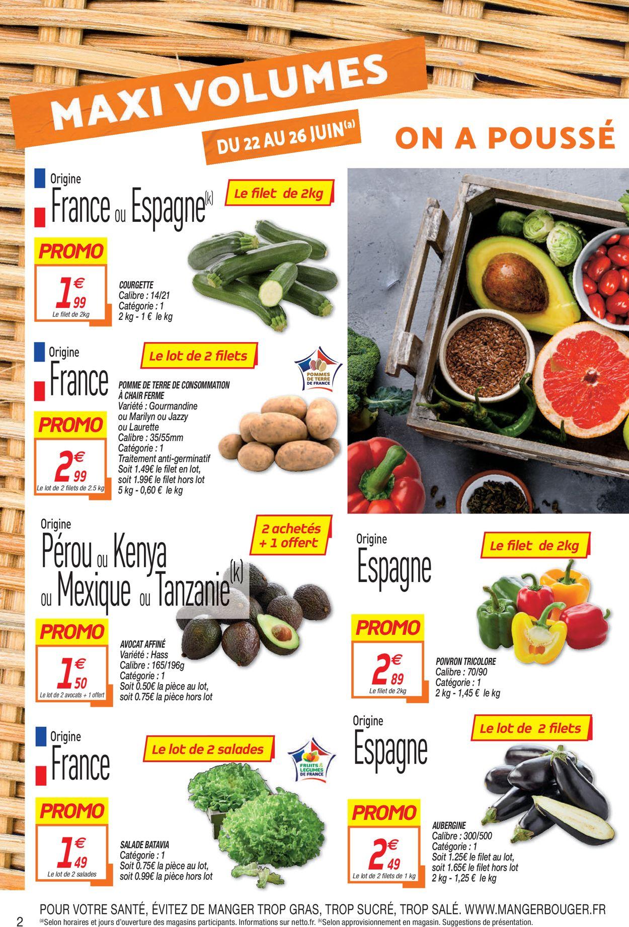 Netto Catalogue - 22.06-27.06.2021 (Page 2)