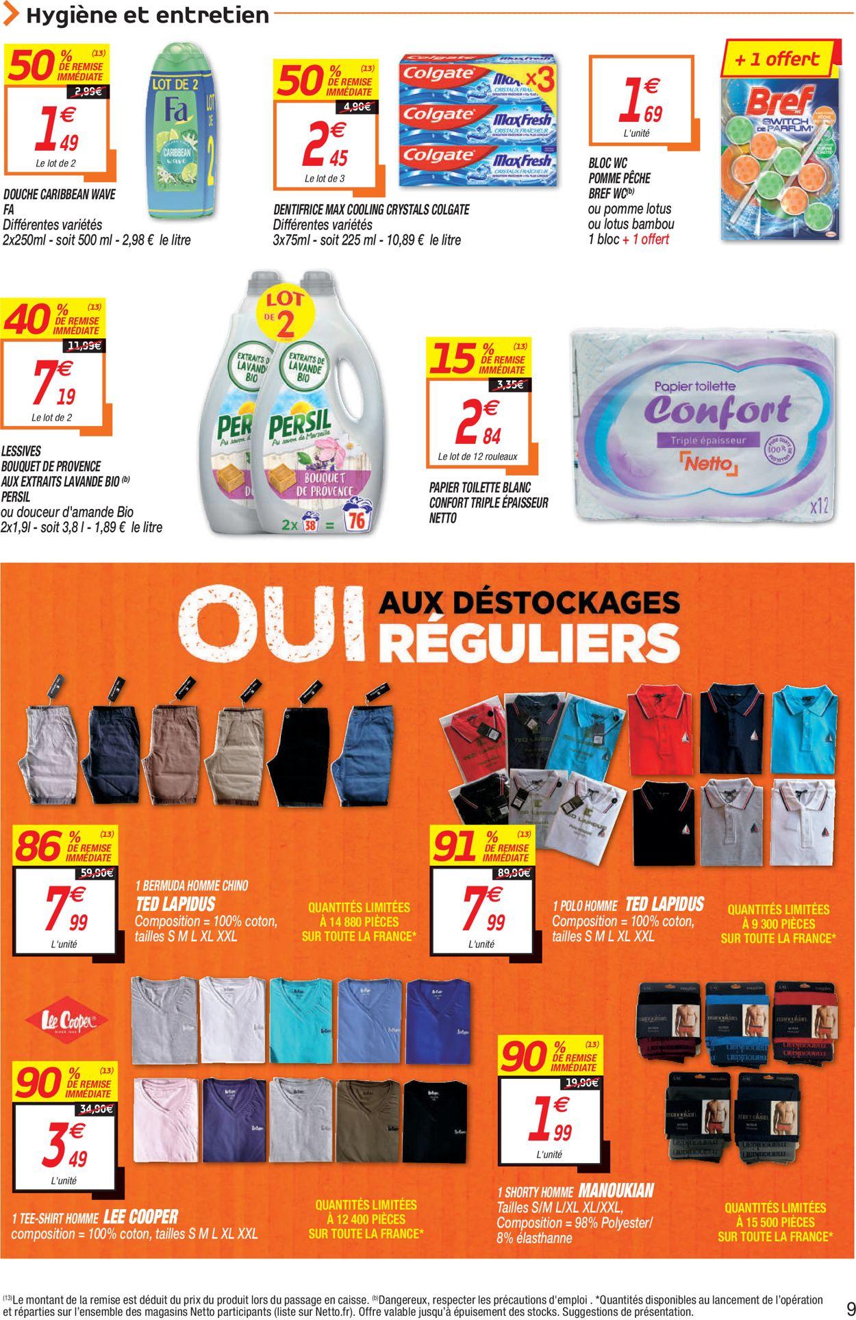 Netto Catalogue - 13.07-25.07.2021 (Page 9)