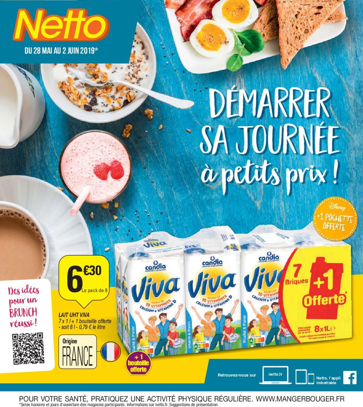 Netto Catalogue - 28.05-02.06.2019