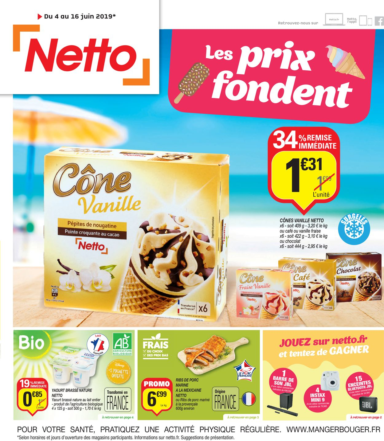 Netto Catalogue - 04.06-16.06.2019