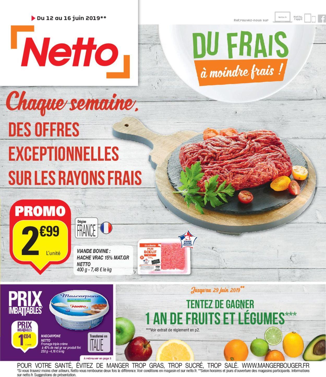Netto Catalogue - 12.06-16.06.2019