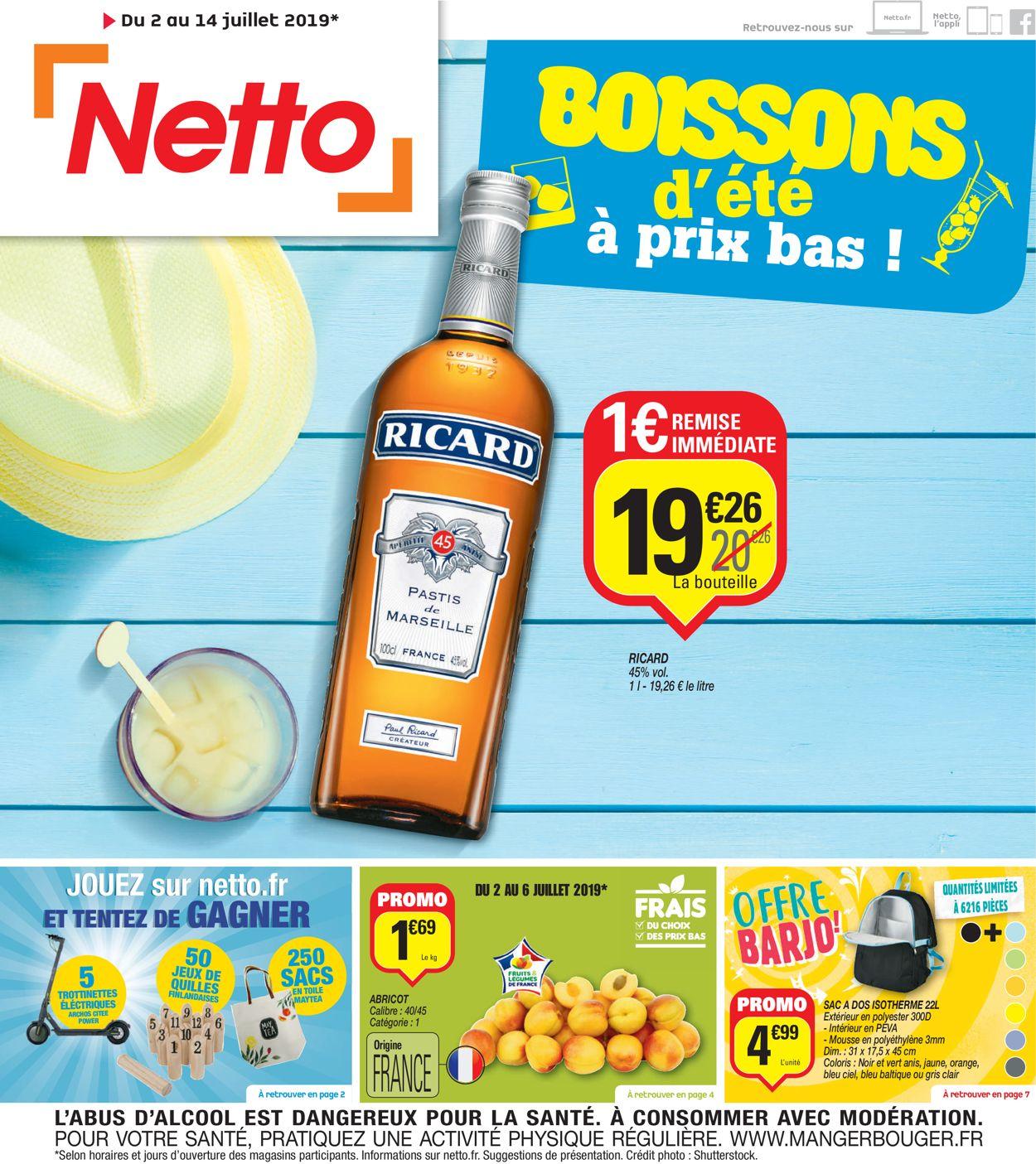 Netto Catalogue - 02.07-14.07.2019