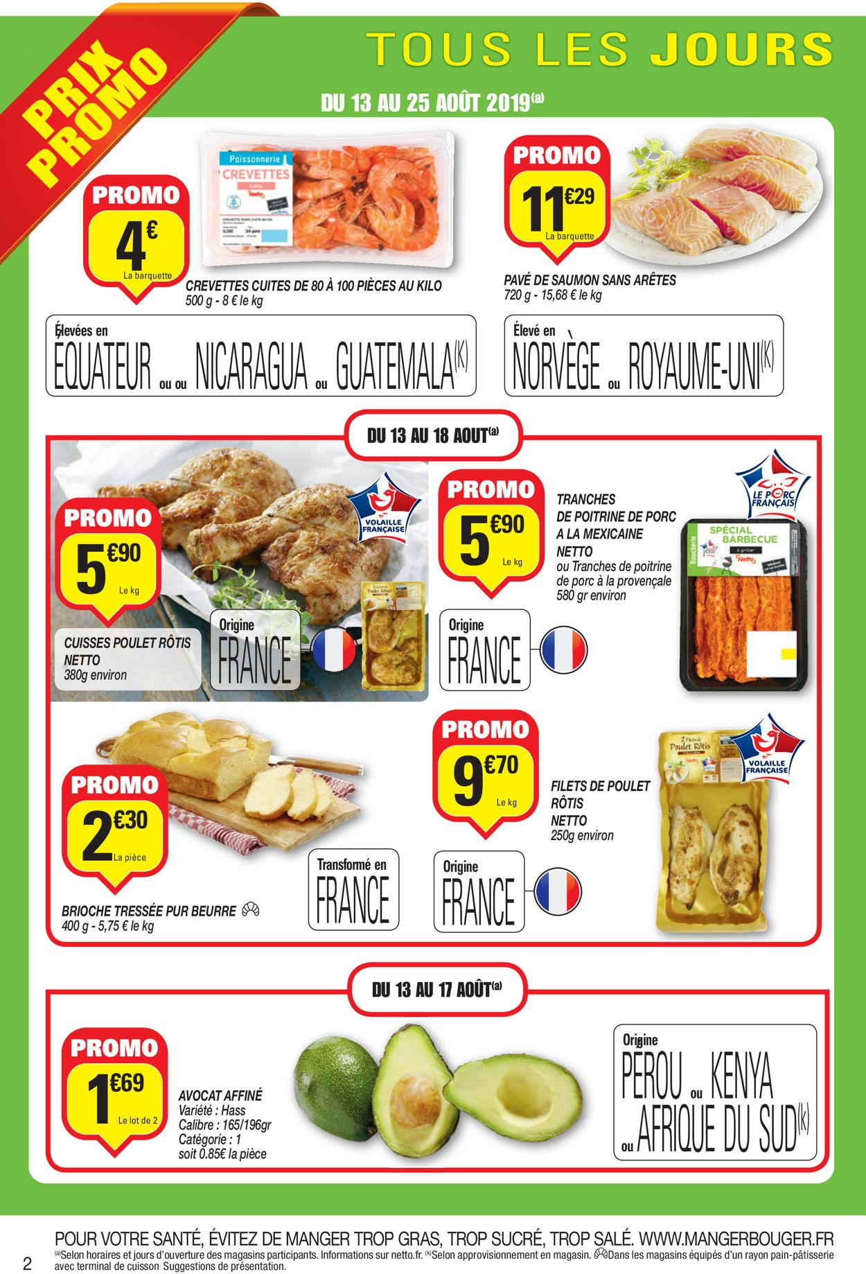 Netto Catalogue - 13.08-25.08.2019 (Page 2)