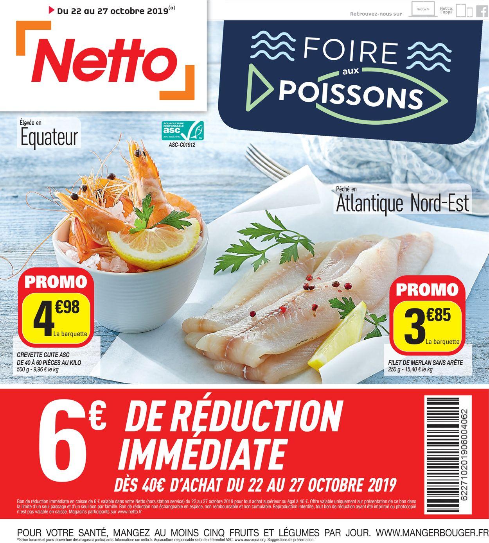 Netto Catalogue - 22.10-27.10.2019