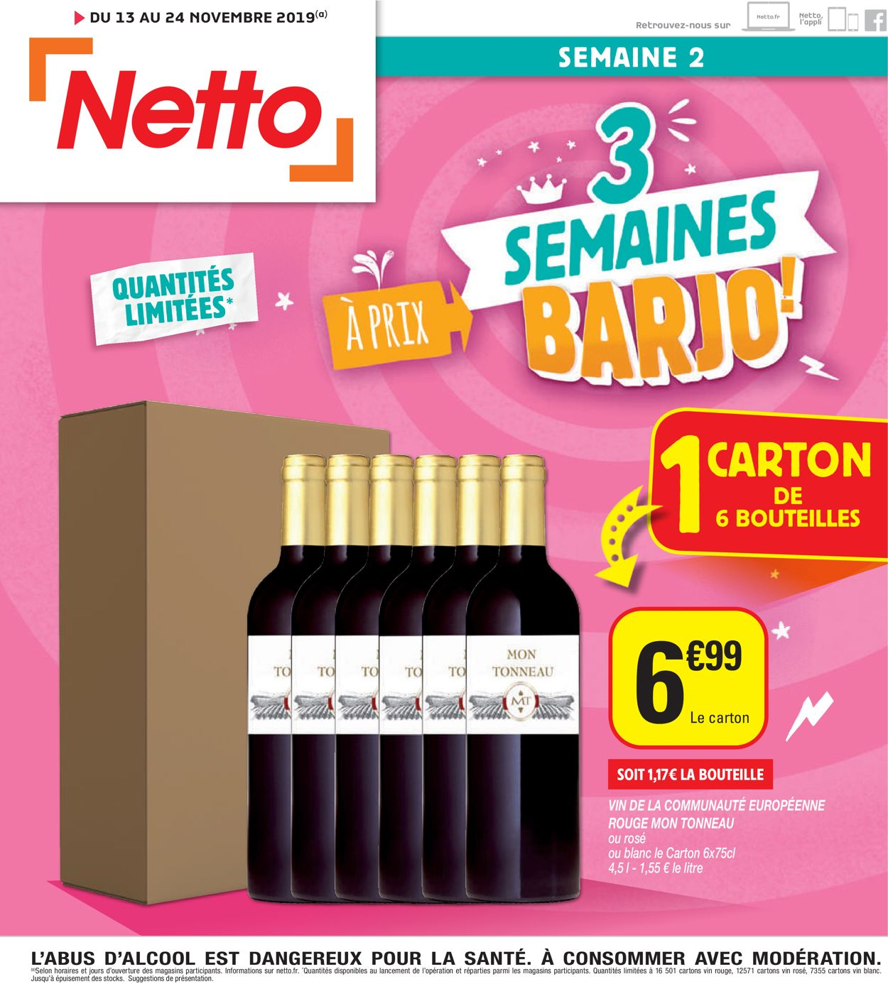 Netto Catalogue - 13.11-24.11.2019