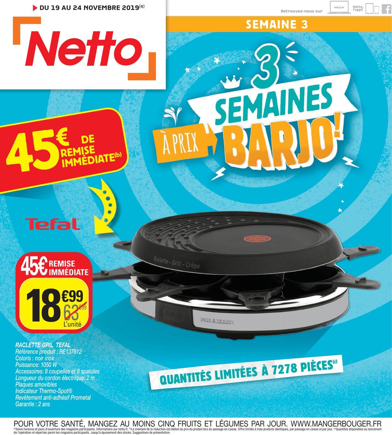 Netto Catalogue - 19.11-24.11.2019