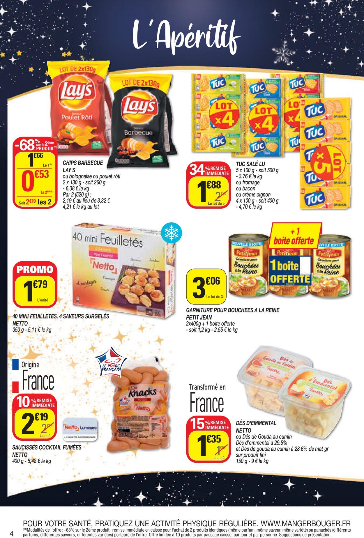 Netto catalogue de Noël 2019 Catalogue - 10.12-24.12.2019 (Page 4)