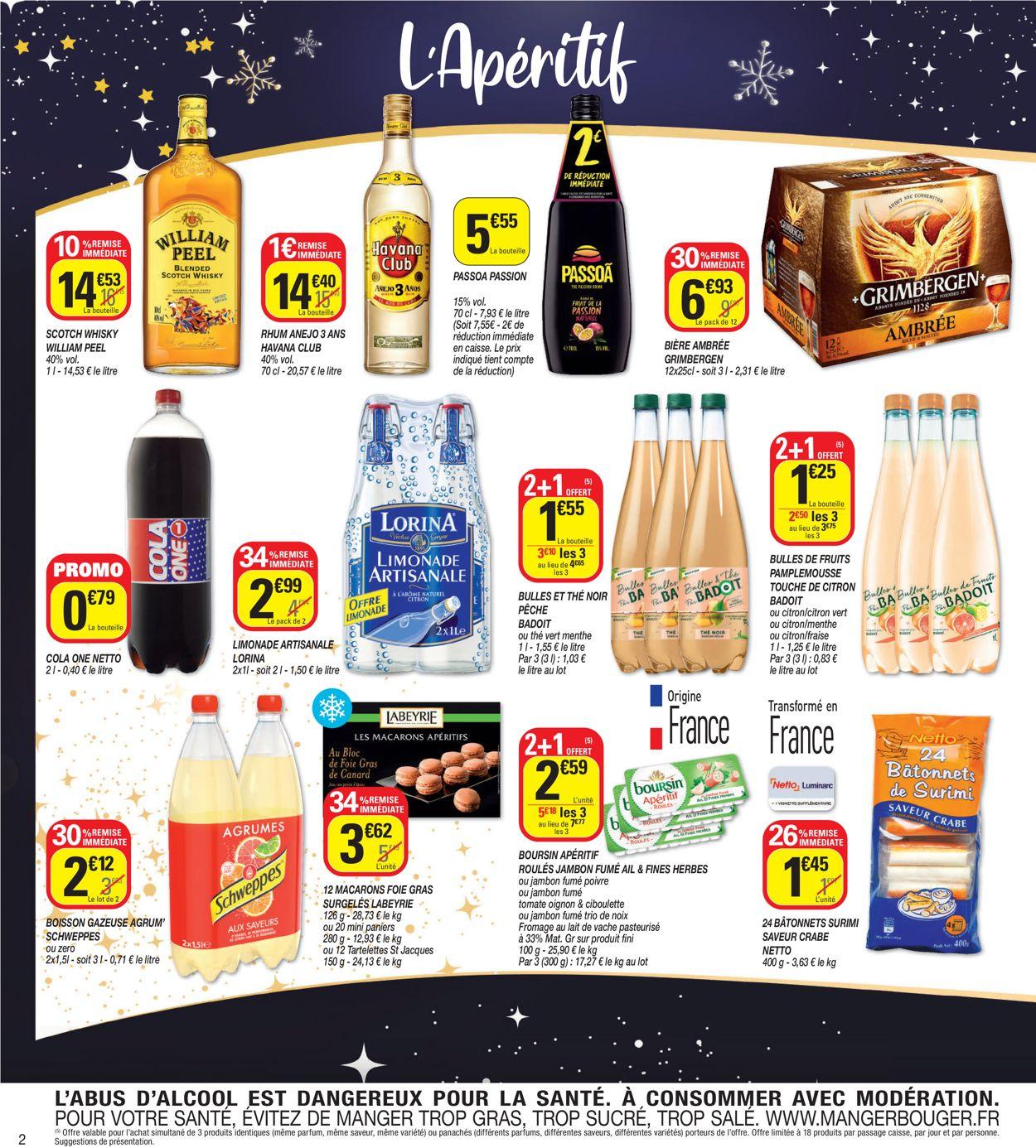 Netto - catalogue de Noël 2019 Catalogue - 17.12-24.12.2019 (Page 2)