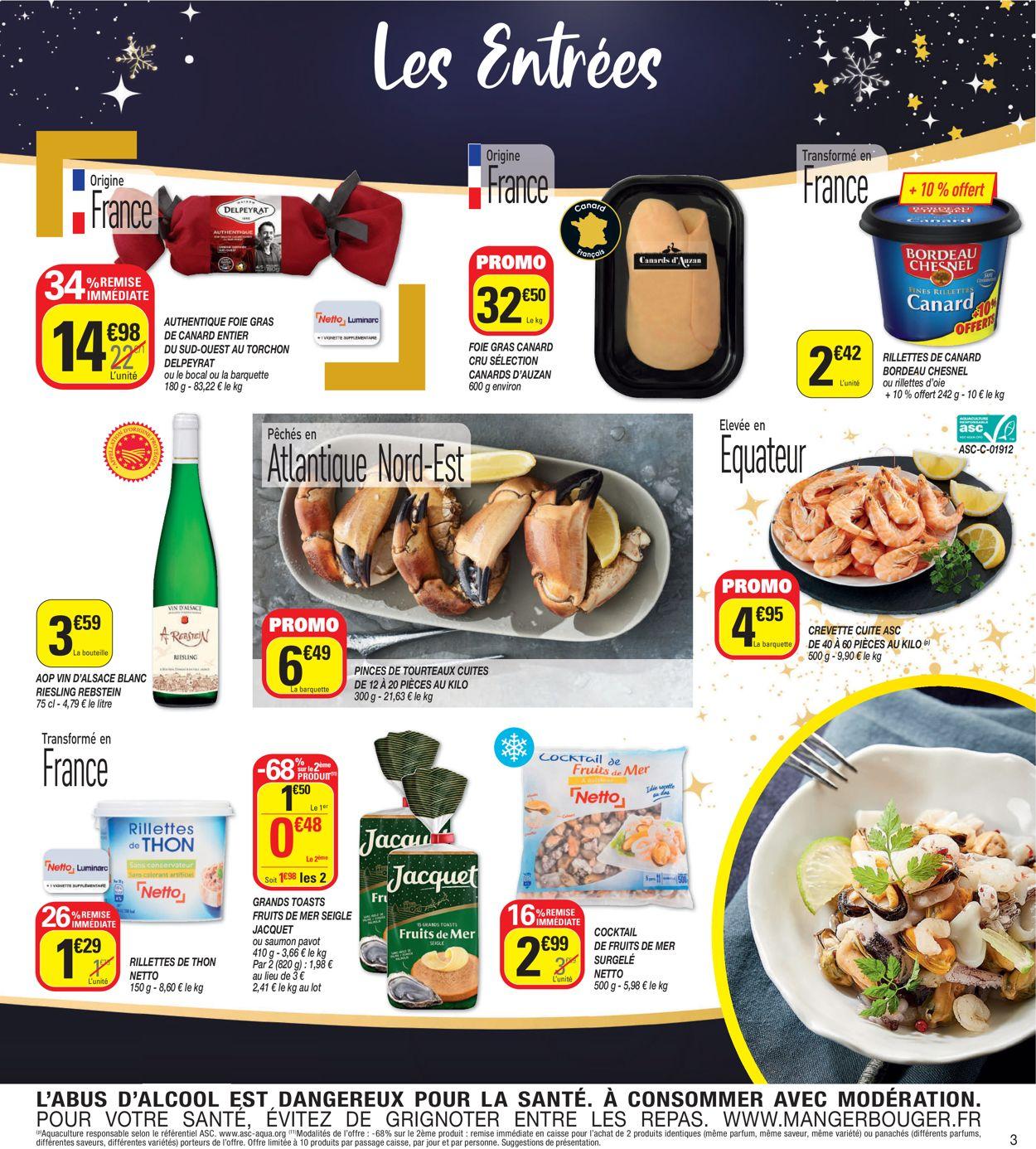 Netto - catalogue de Noël 2019 Catalogue - 17.12-24.12.2019 (Page 3)