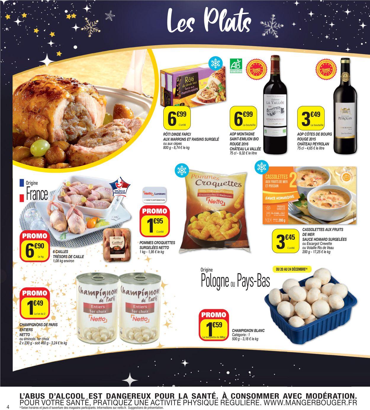 Netto - catalogue de Noël 2019 Catalogue - 17.12-24.12.2019 (Page 4)
