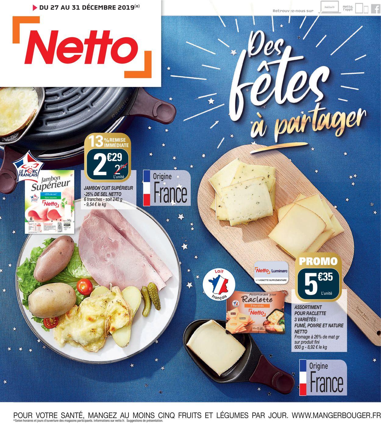 Netto Catalogue - 27.12-31.12.2019
