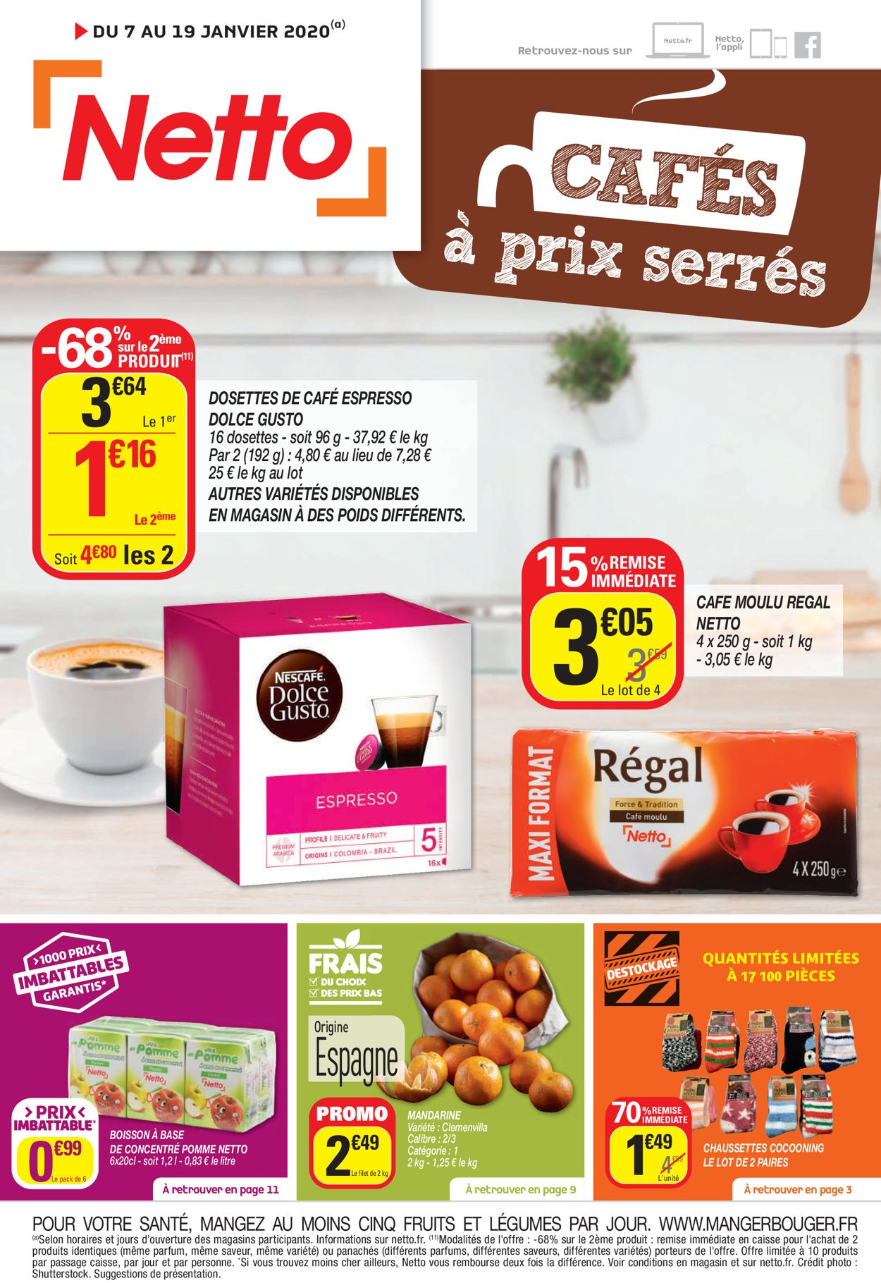 Netto Catalogue - 07.01-19.01.2020