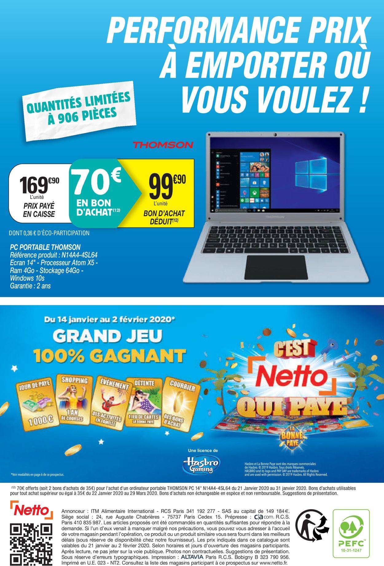 Netto Catalogue - 21.01-02.02.2020 (Page 12)