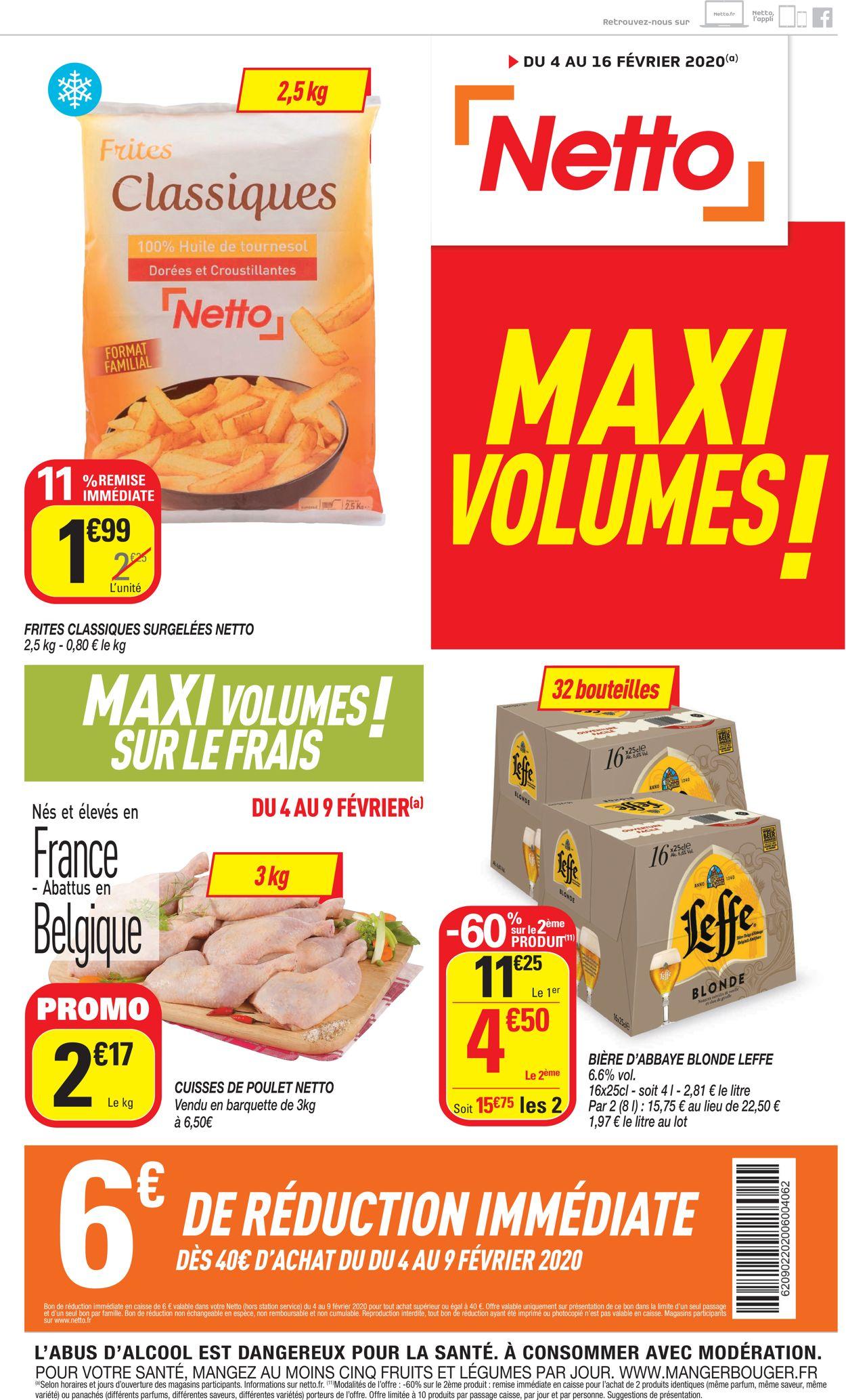 Netto Catalogue - 04.02-16.02.2020