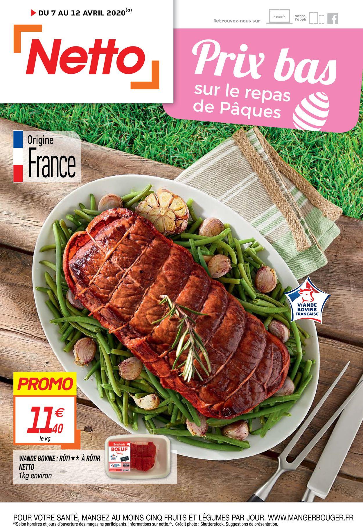 Netto Catalogue - 07.04-12.04.2020