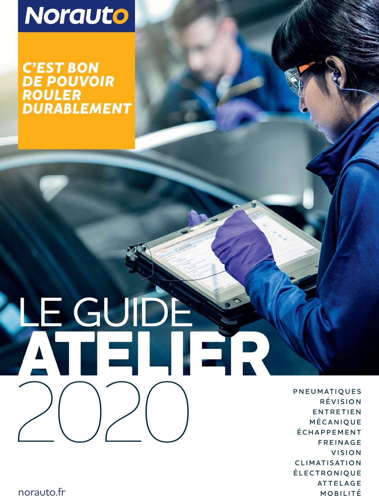 Norauto Catalogue - 01.06-31.12.2020