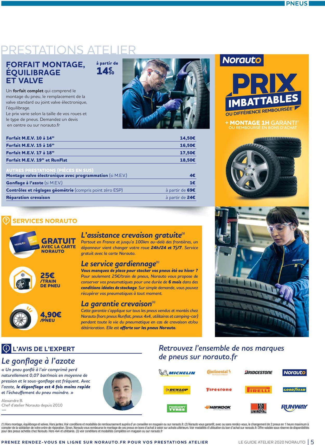 Norauto Catalogue - 01.06-31.12.2020 (Page 5)