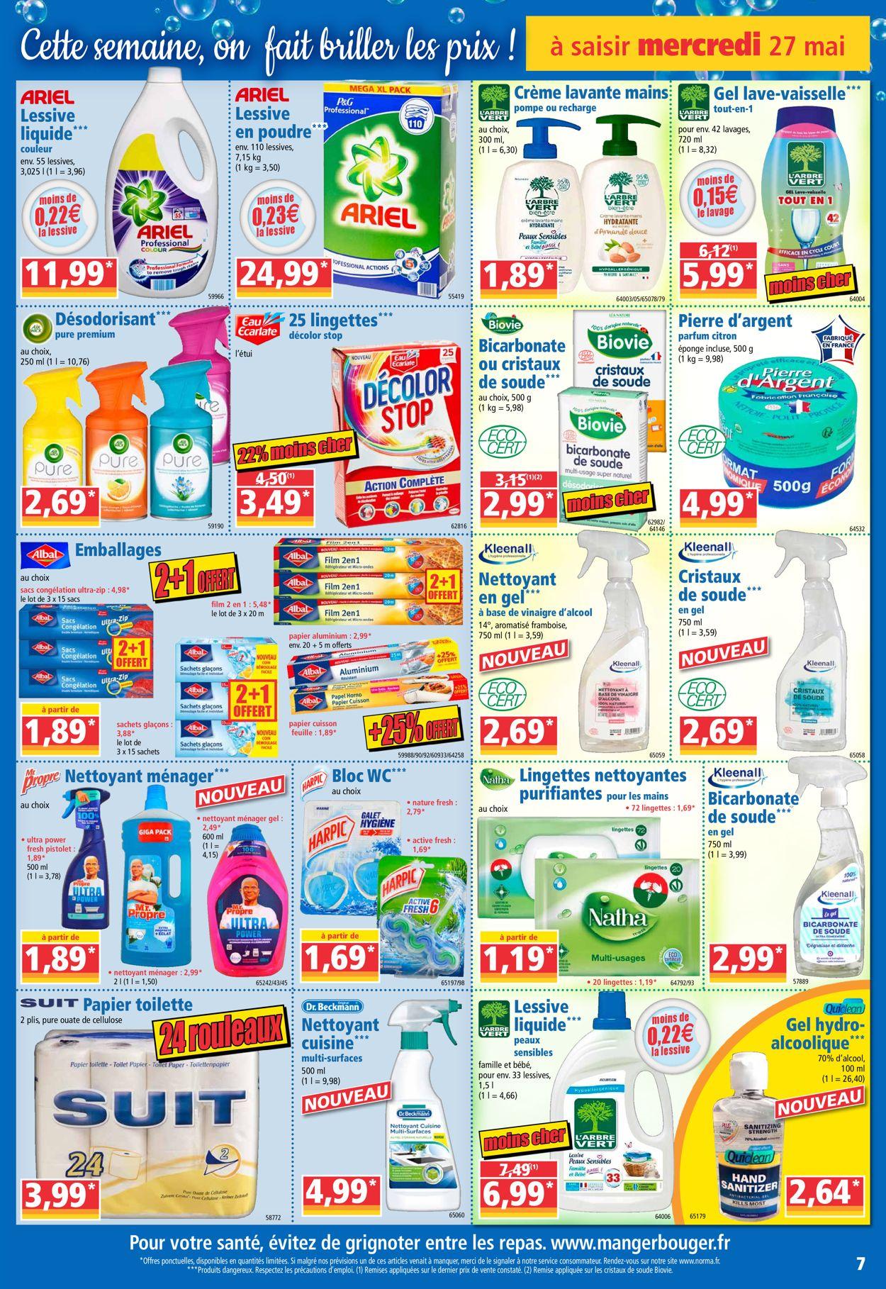 Norma Catalogue - 27.05-02.06.2020 (Page 7)
