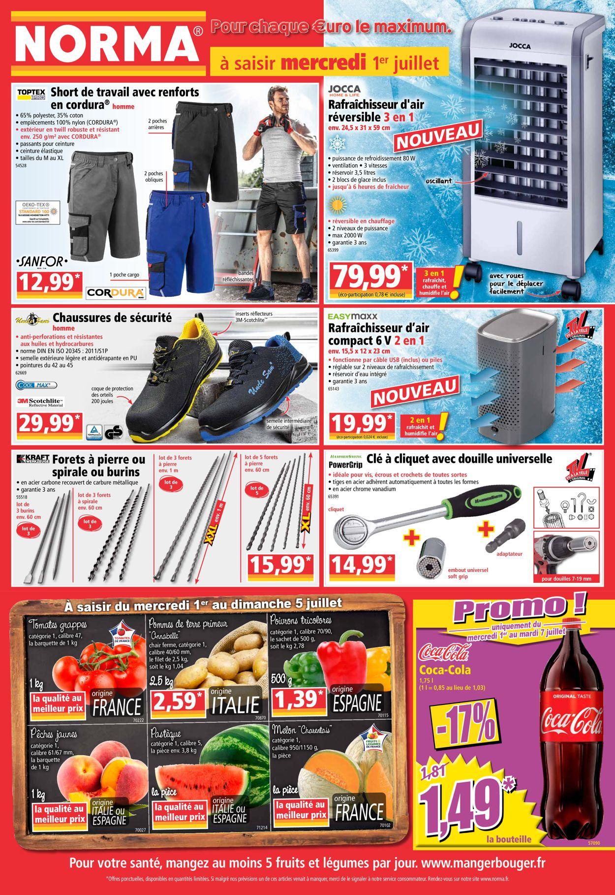 Norma Catalogue - 01.07-05.07.2020
