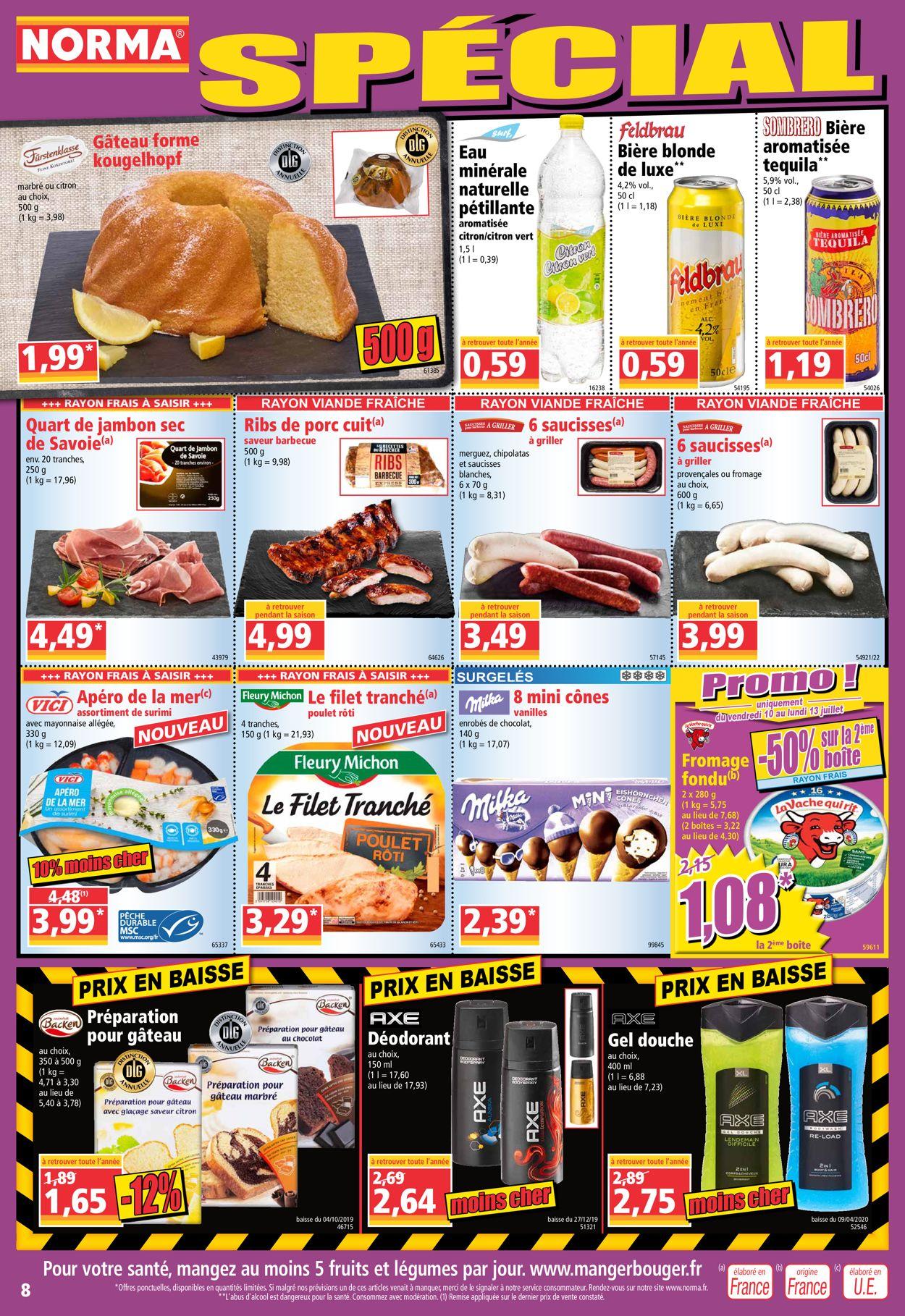 Norma Catalogue - 08.07-14.07.2020 (Page 8)
