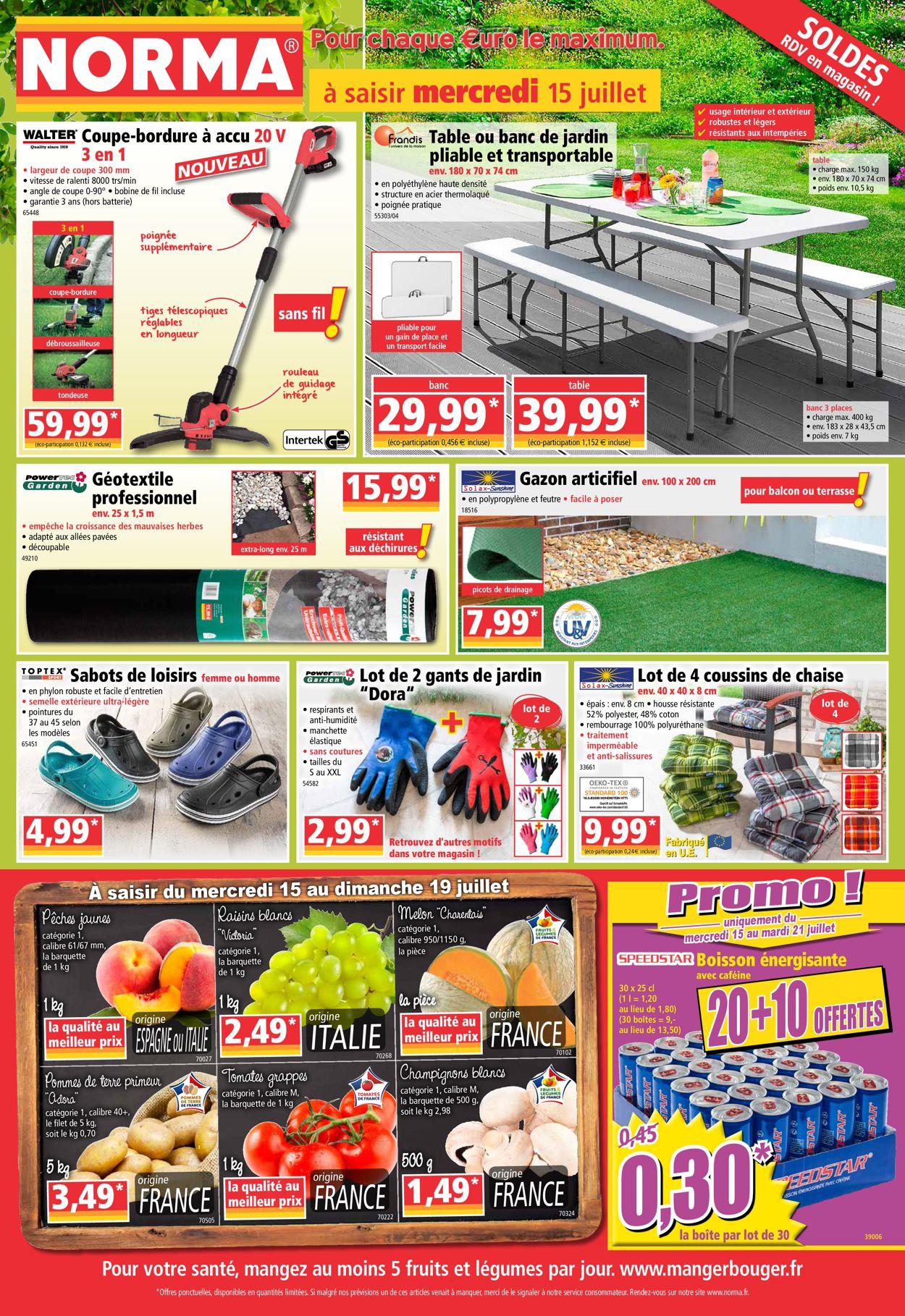 Norma Catalogue - 15.07-21.07.2020