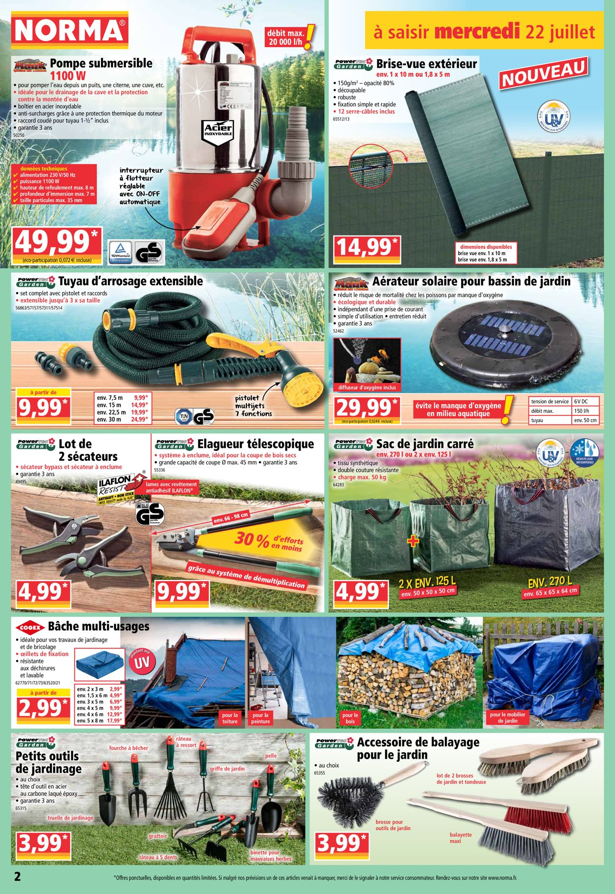 Norma Catalogue - 22.07-29.07.2020 (Page 2)