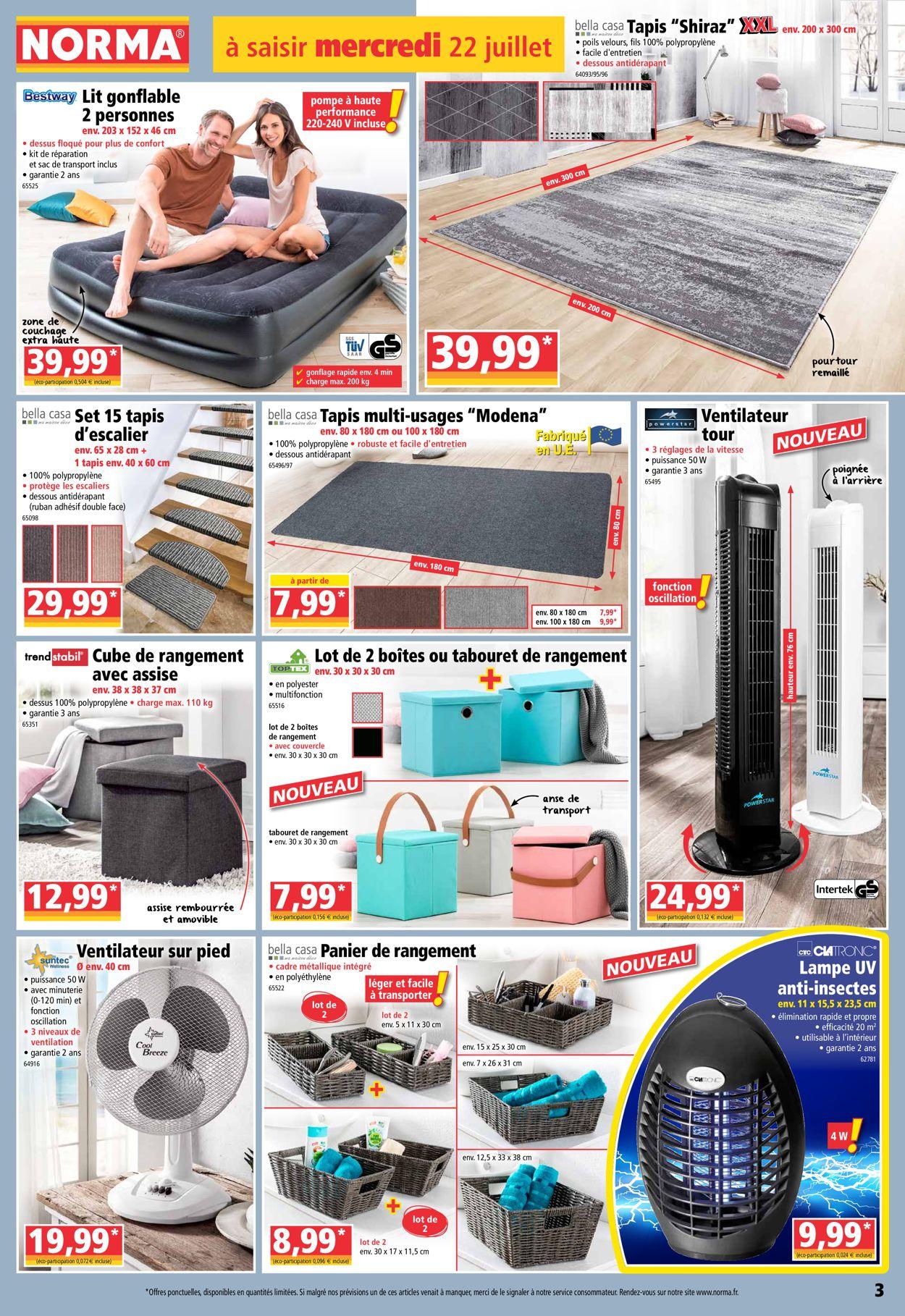 Norma Catalogue - 22.07-29.07.2020 (Page 3)