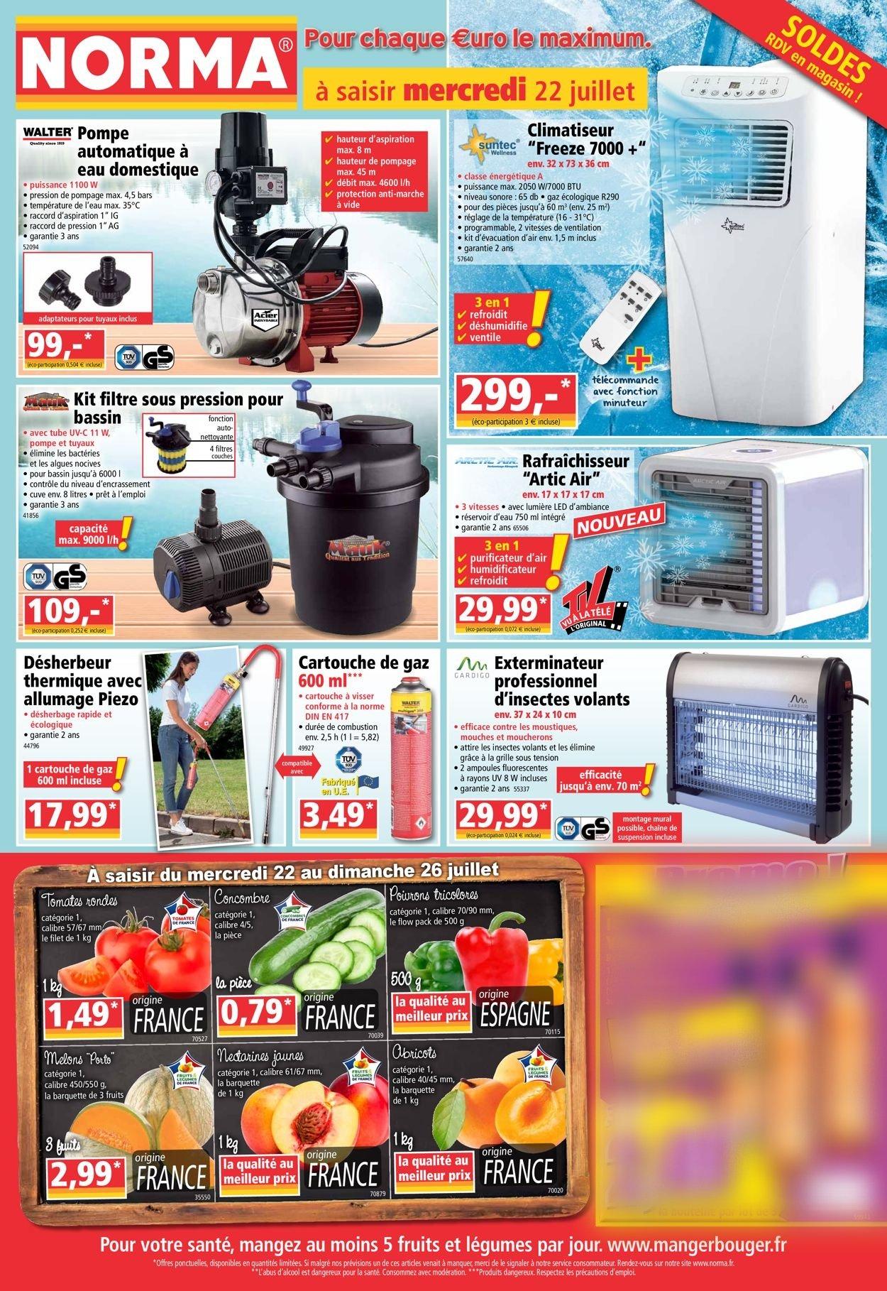 Norma Catalogue - 22.07-29.07.2020