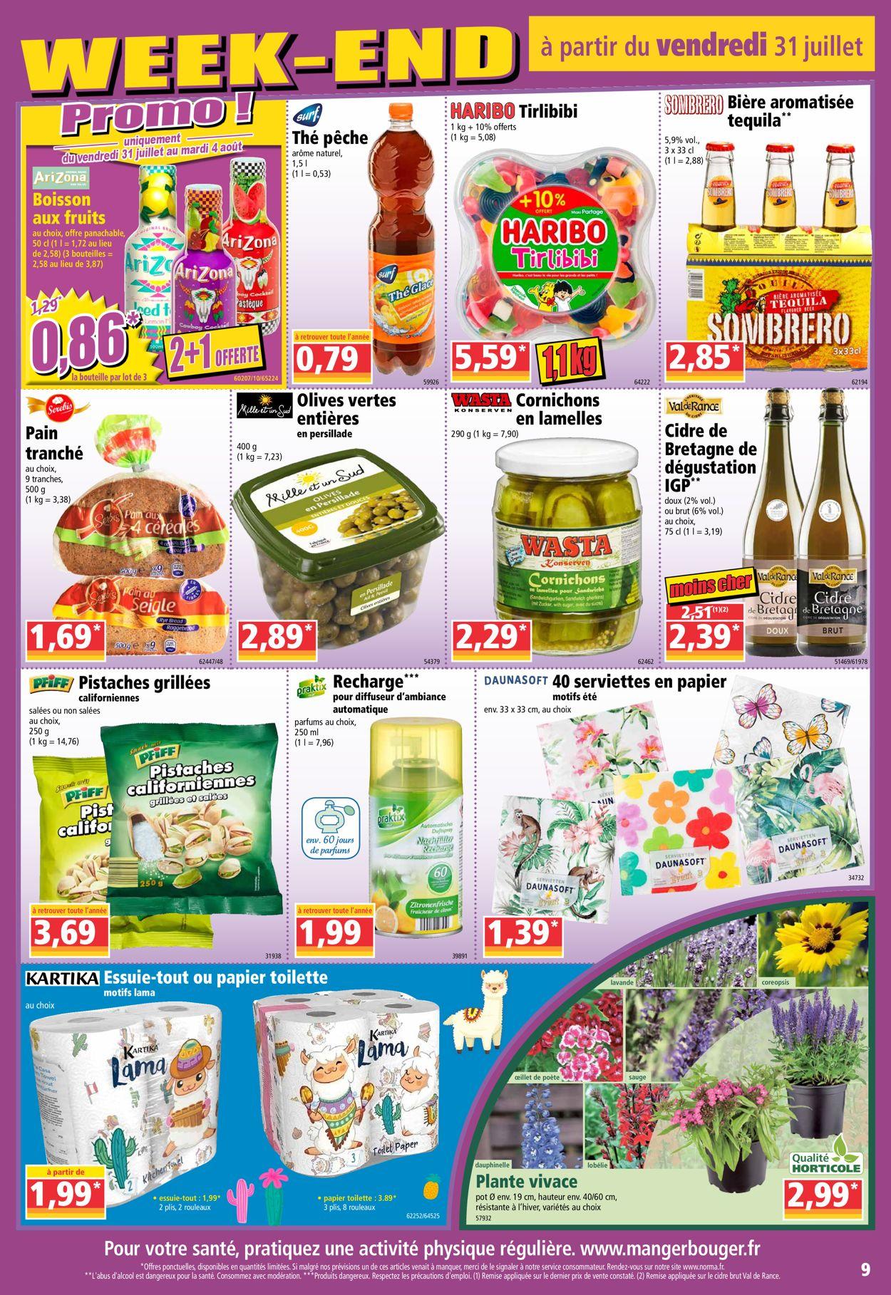 Norma Catalogue - 29.07-01.08.2020 (Page 9)