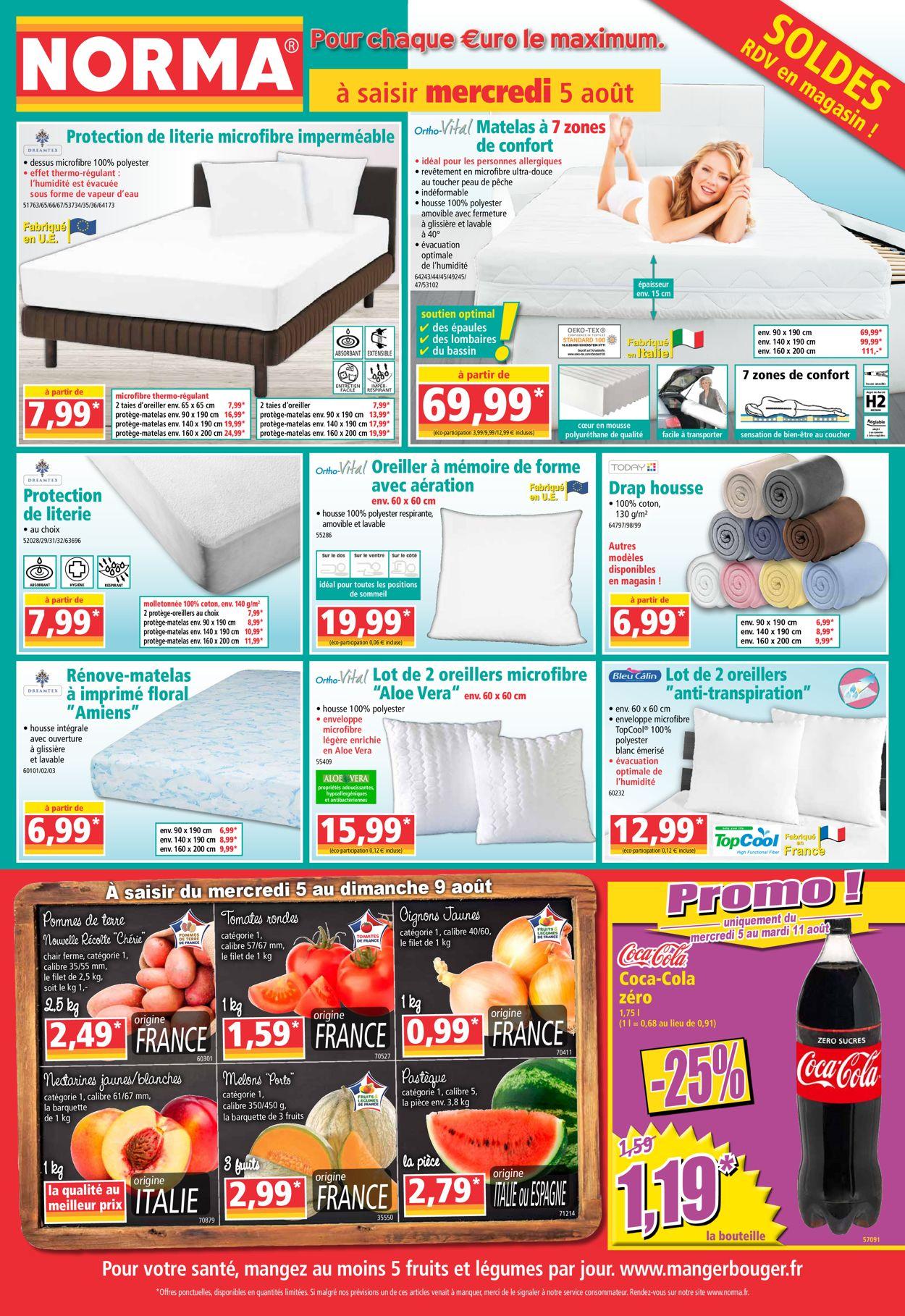Norma Catalogue - 05.08-08.08.2020