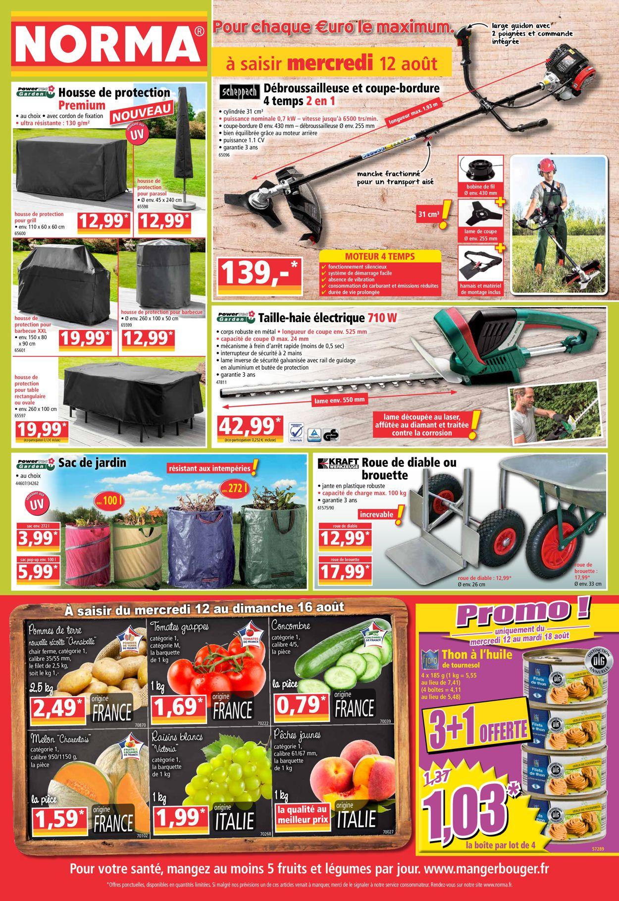 Norma Catalogue - 12.08-18.08.2020