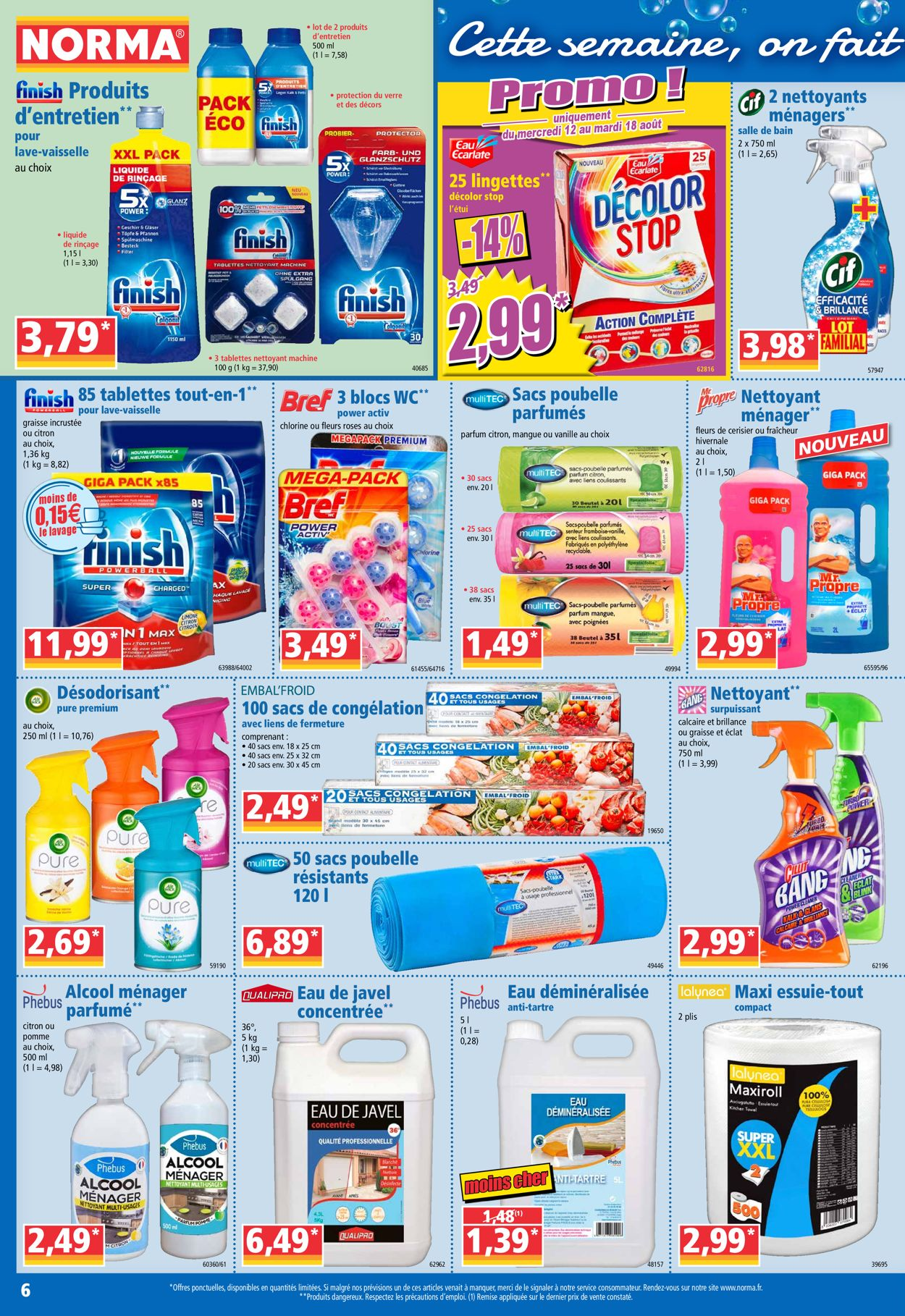 Norma Catalogue - 12.08-18.08.2020 (Page 6)
