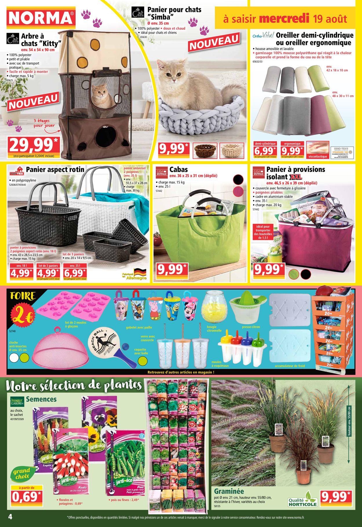 Norma Catalogue - 19.08-25.08.2020 (Page 4)