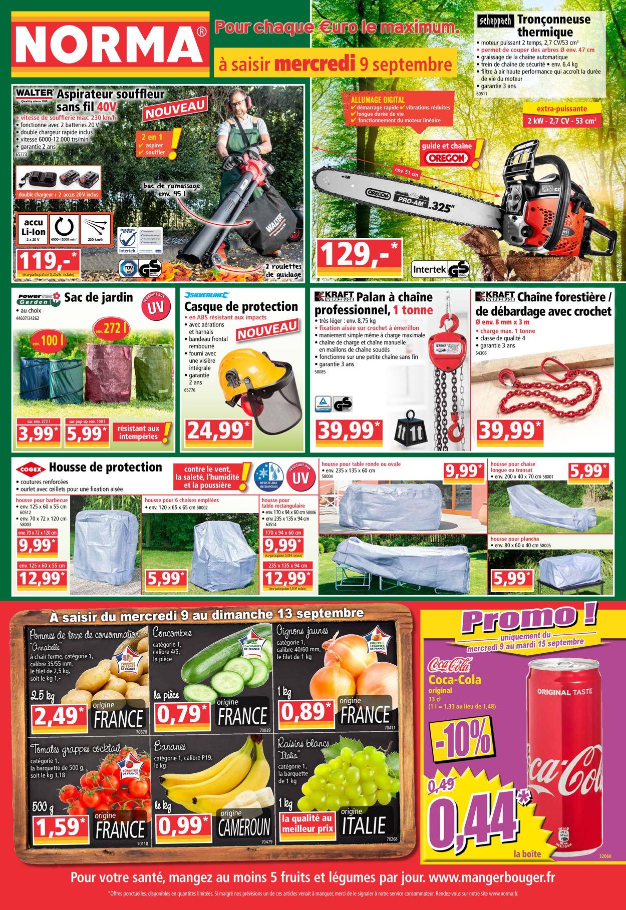 Norma Catalogue - 09.09-15.09.2020