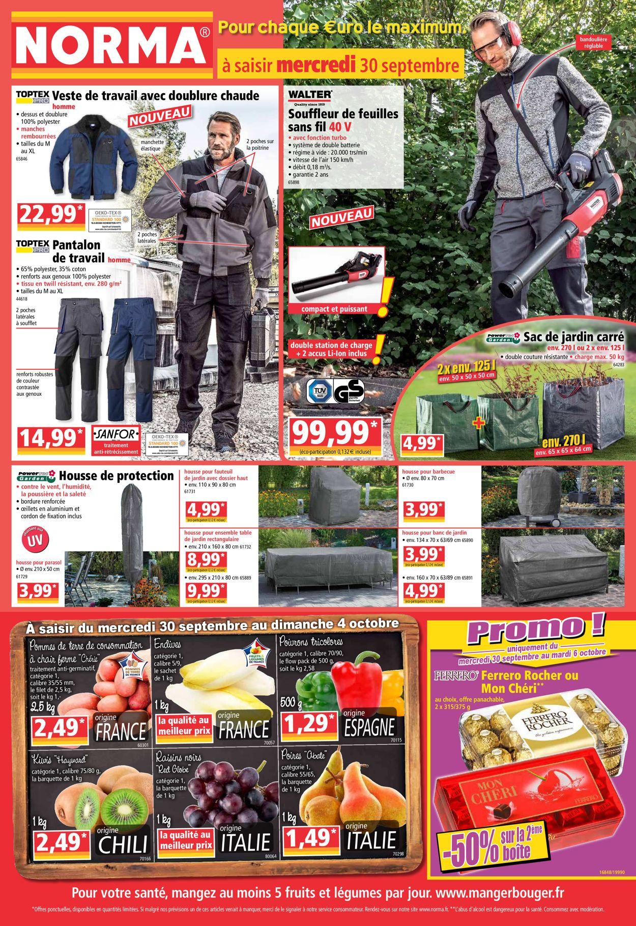 Norma Catalogue - 30.09-06.10.2020