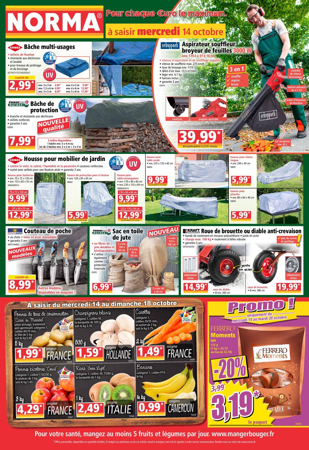 Norma Catalogue - 14.10-20.10.2020