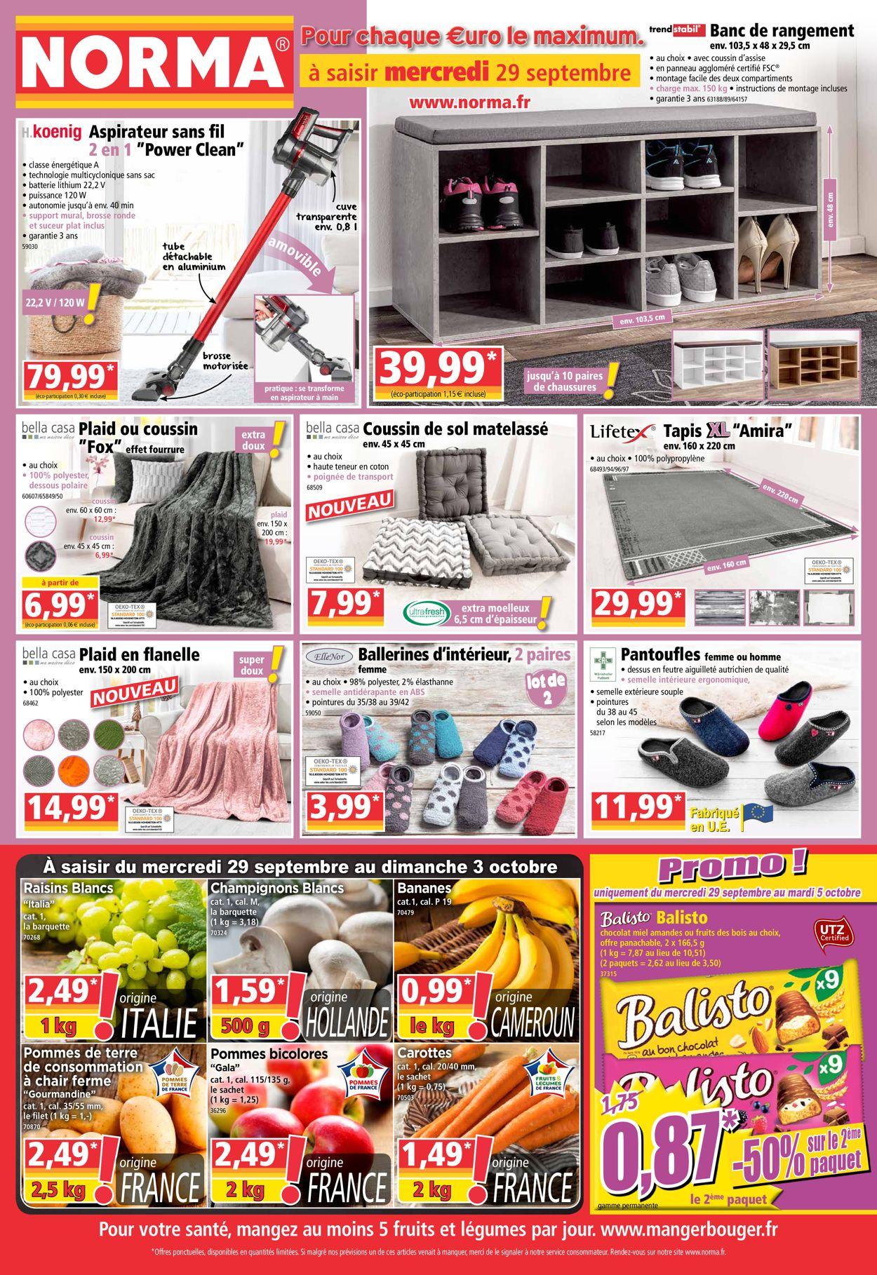 Norma Catalogue - 29.09-05.10.2021