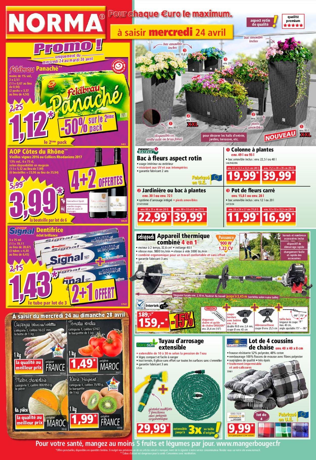 Norma Catalogue - 24.04-30.04.2019