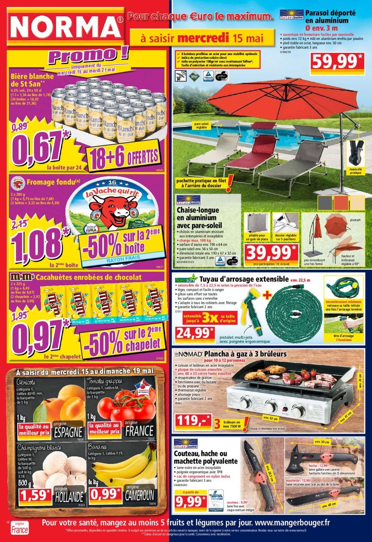 Norma Catalogue - 09.05-15.05.2019
