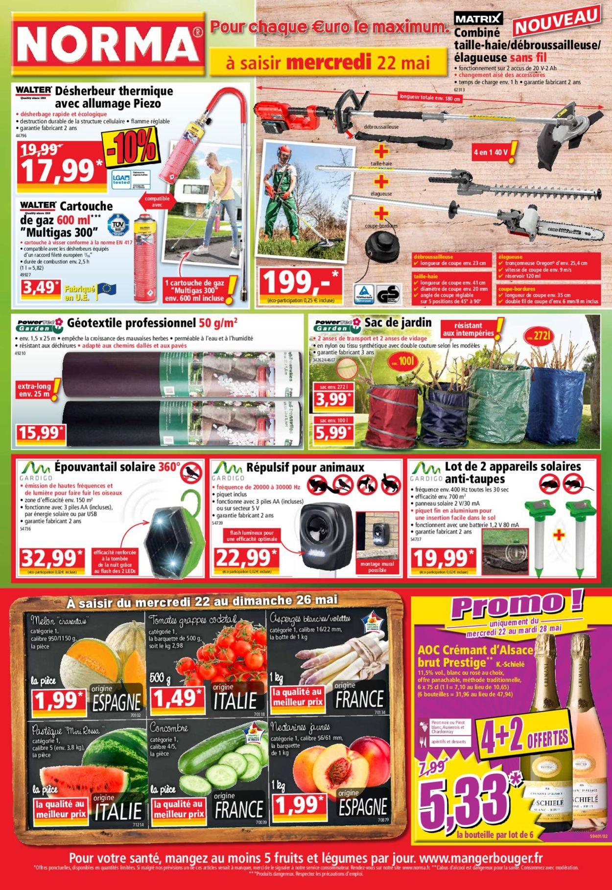 Norma Catalogue - 16.05-22.05.2019