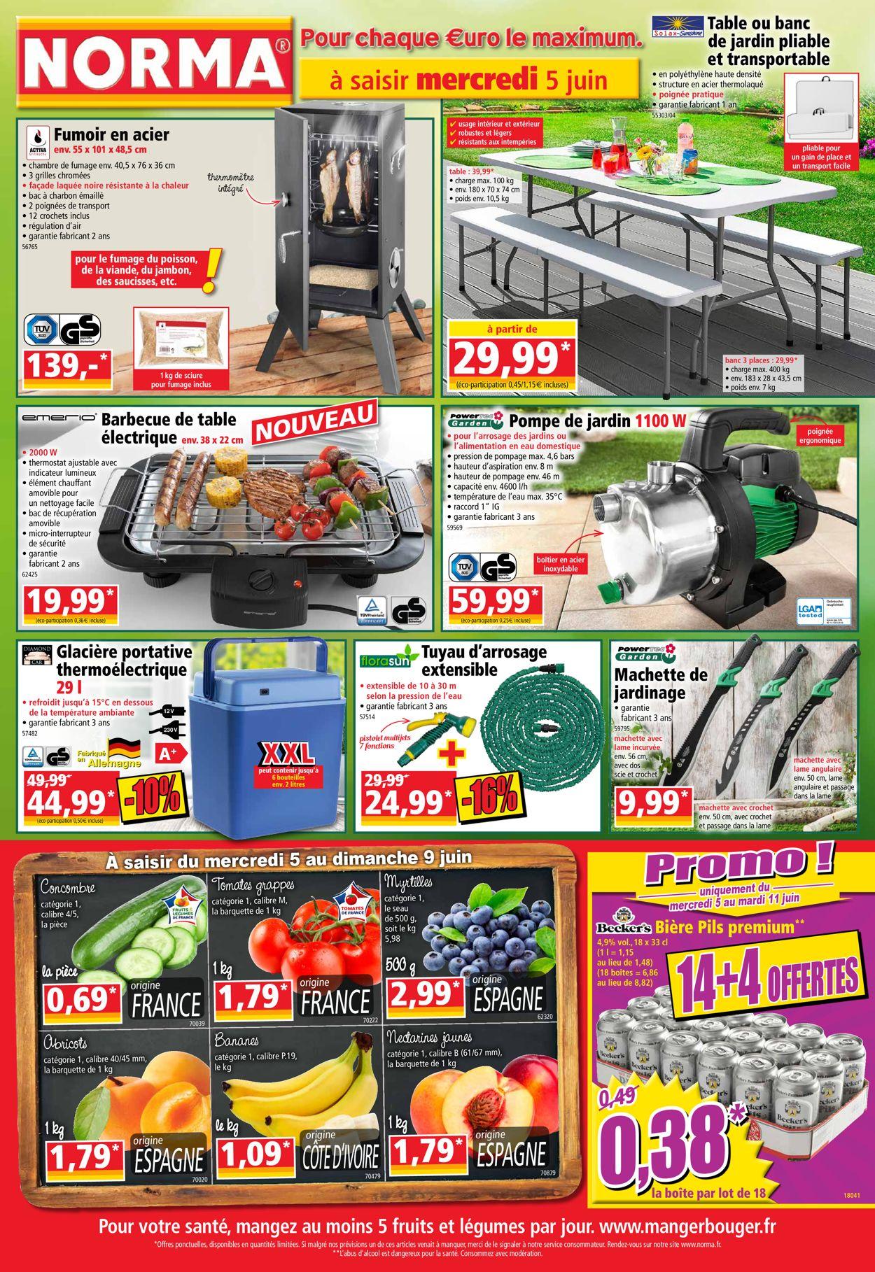 Norma Catalogue - 05.06-11.06.2019