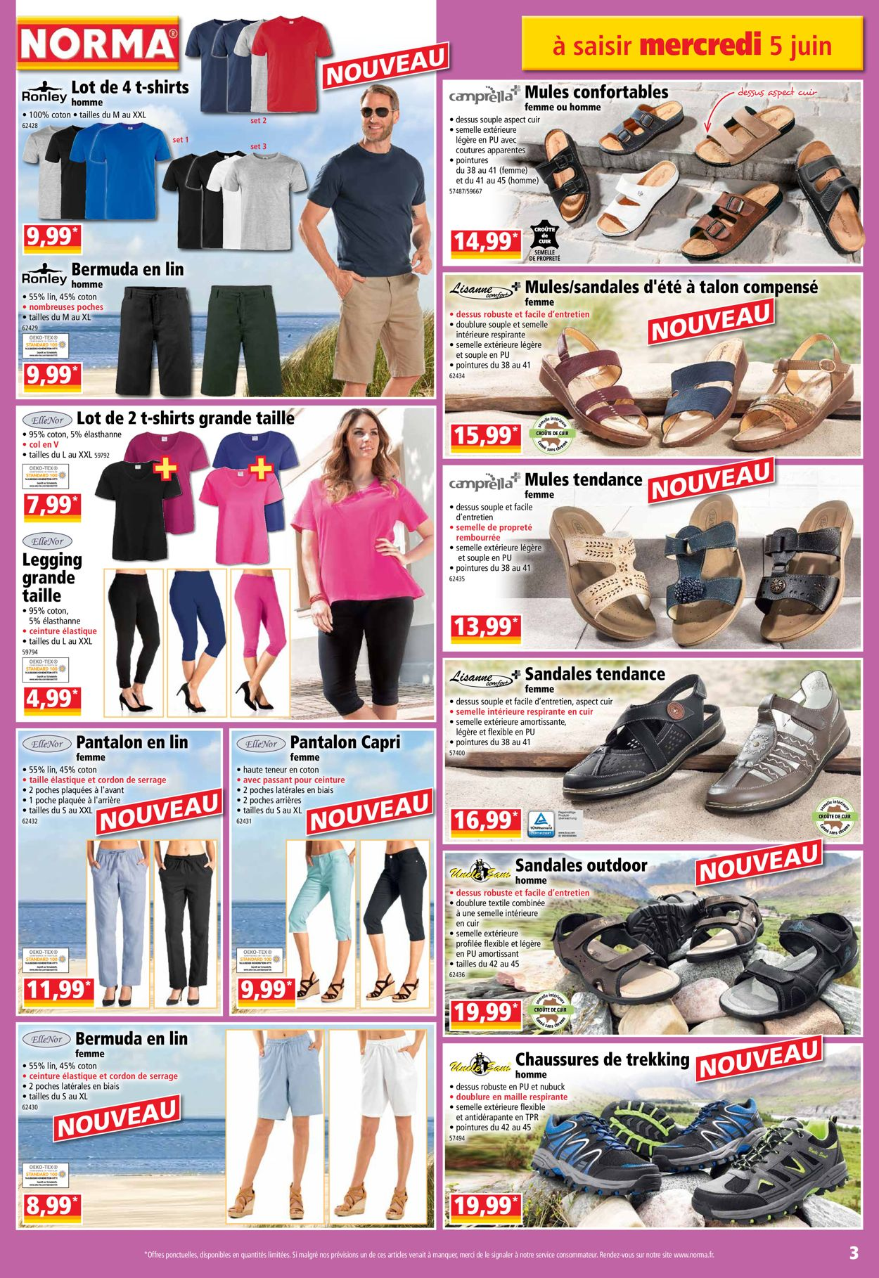Norma Catalogue - 05.06-11.06.2019 (Page 3)