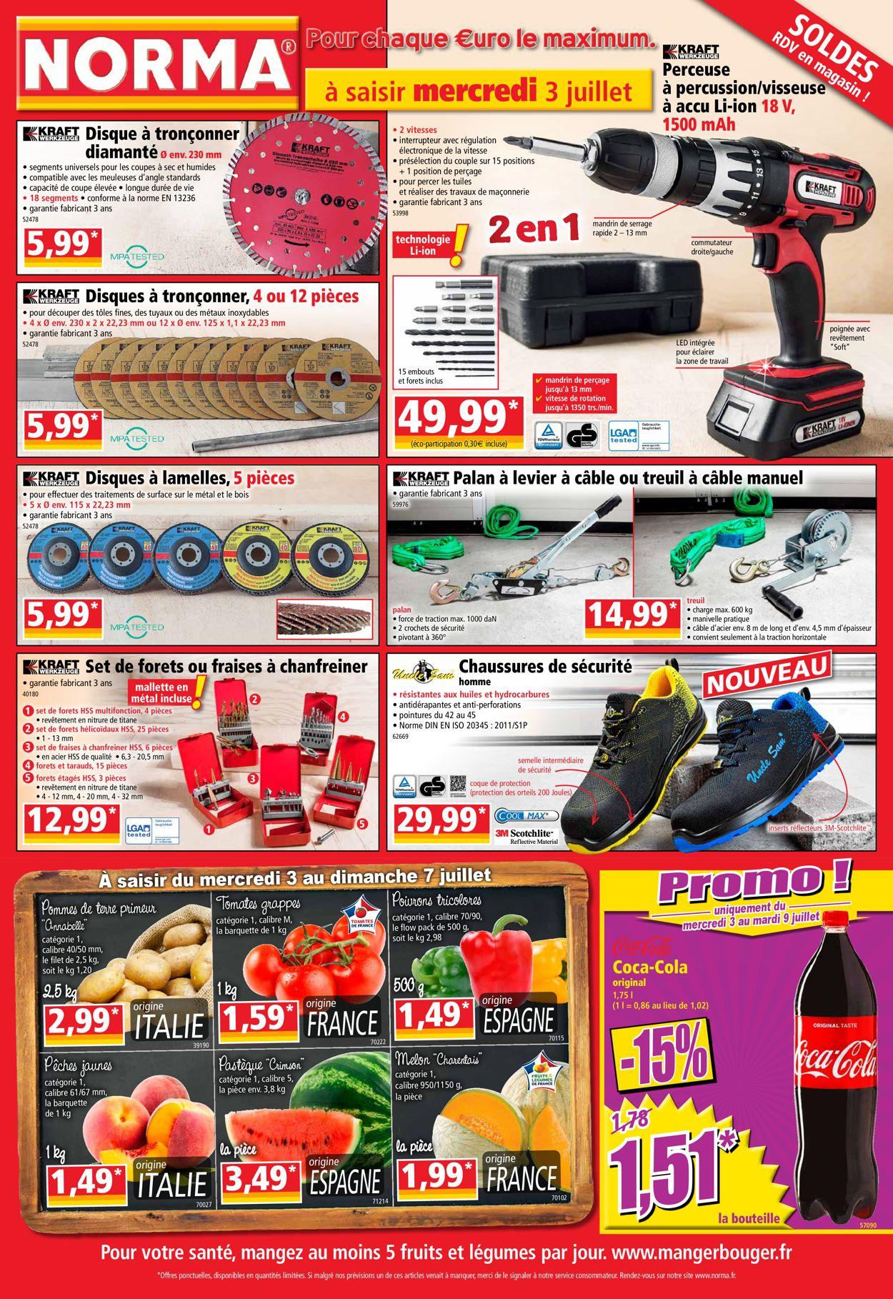 Norma Catalogue - 03.07-09.07.2019