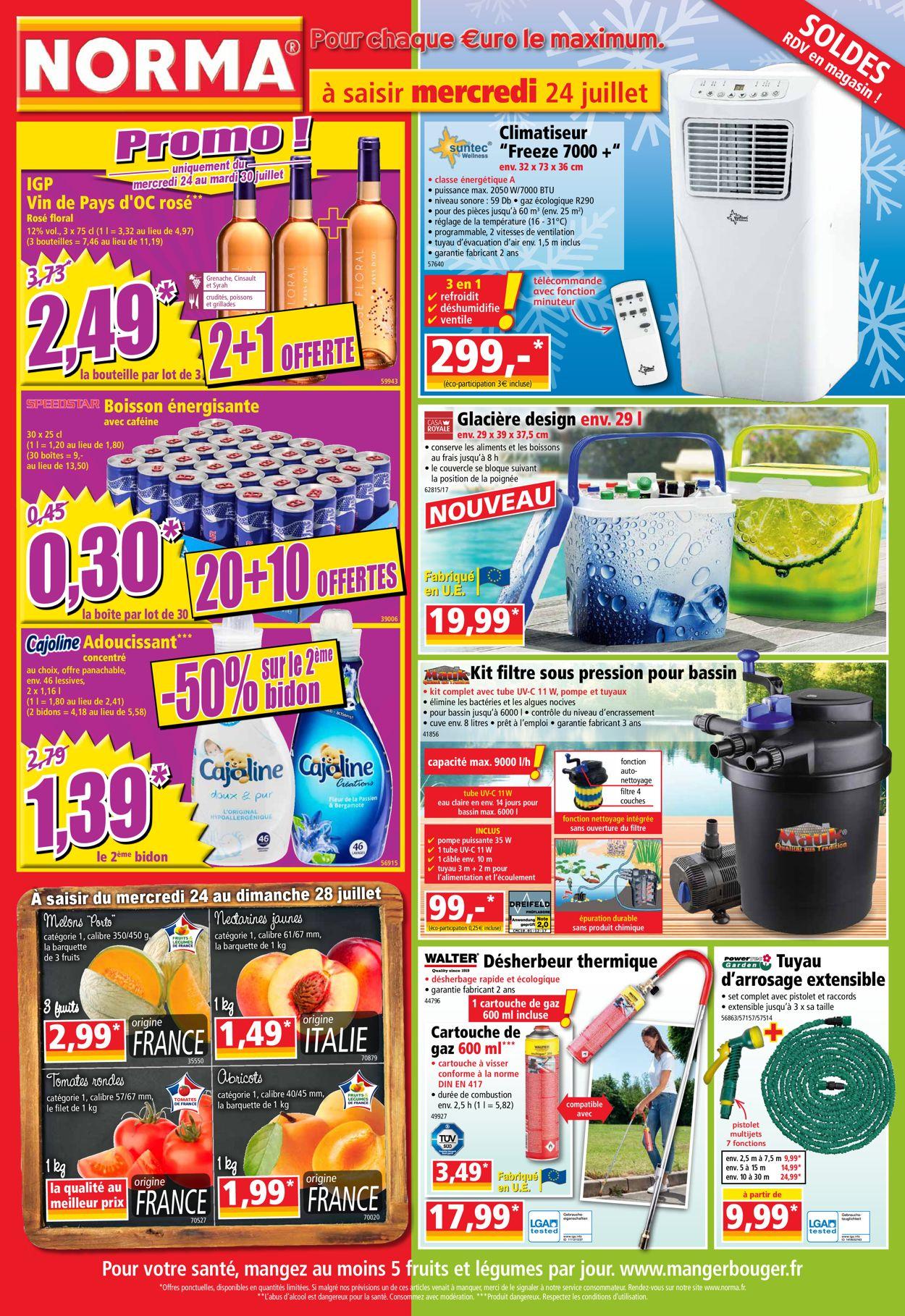 Norma Catalogue - 24.07-30.07.2019