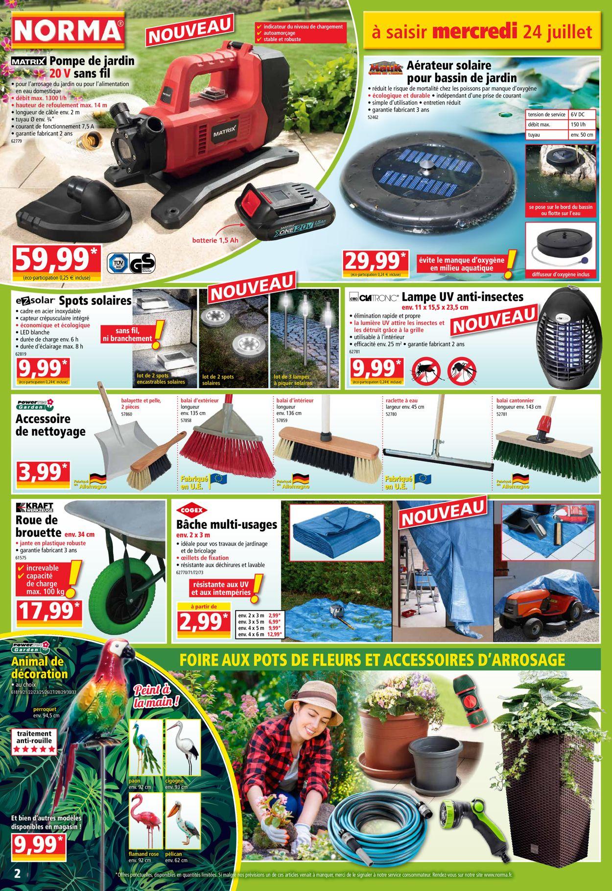 Norma Catalogue - 24.07-30.07.2019 (Page 2)