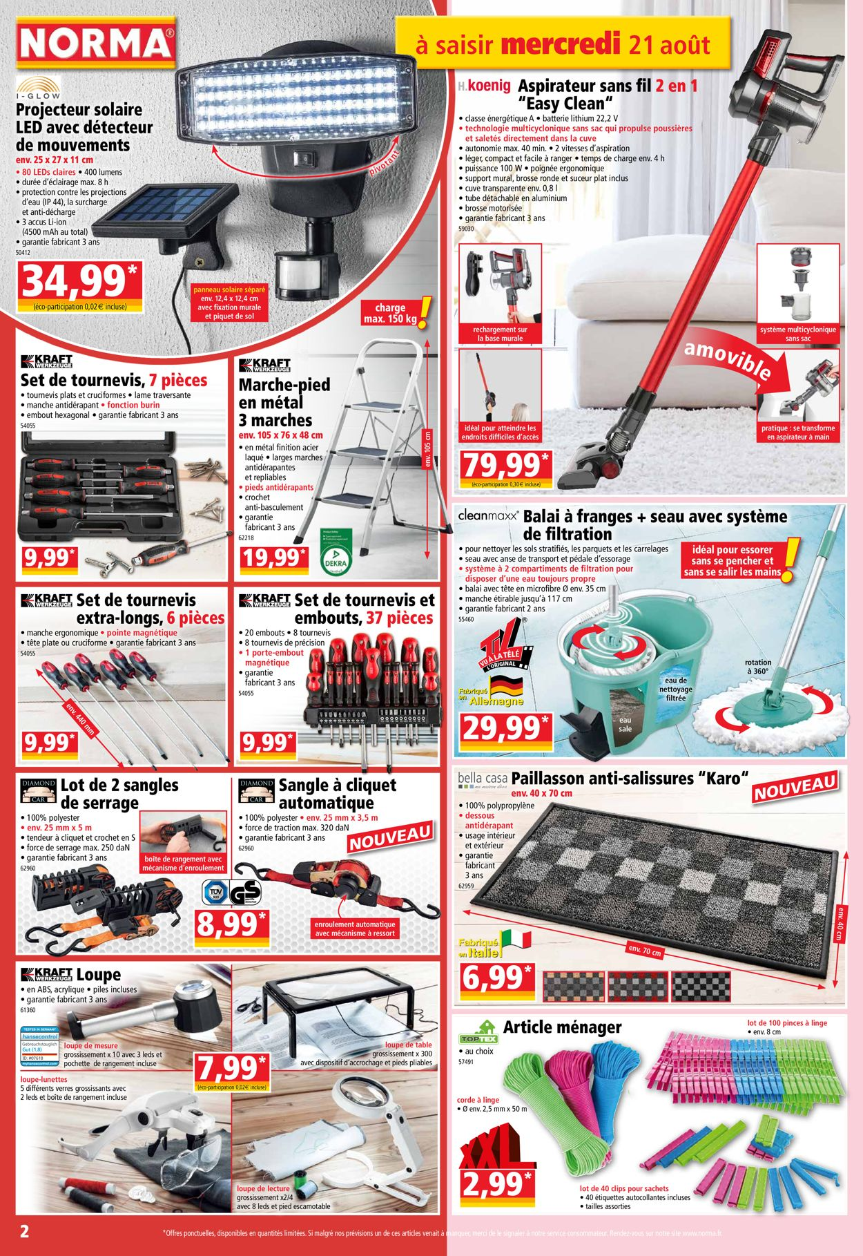 Norma Catalogue - 21.08-27.08.2019 (Page 2)