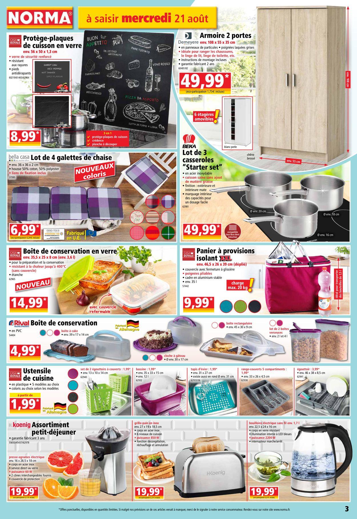 Norma Catalogue - 21.08-27.08.2019 (Page 3)